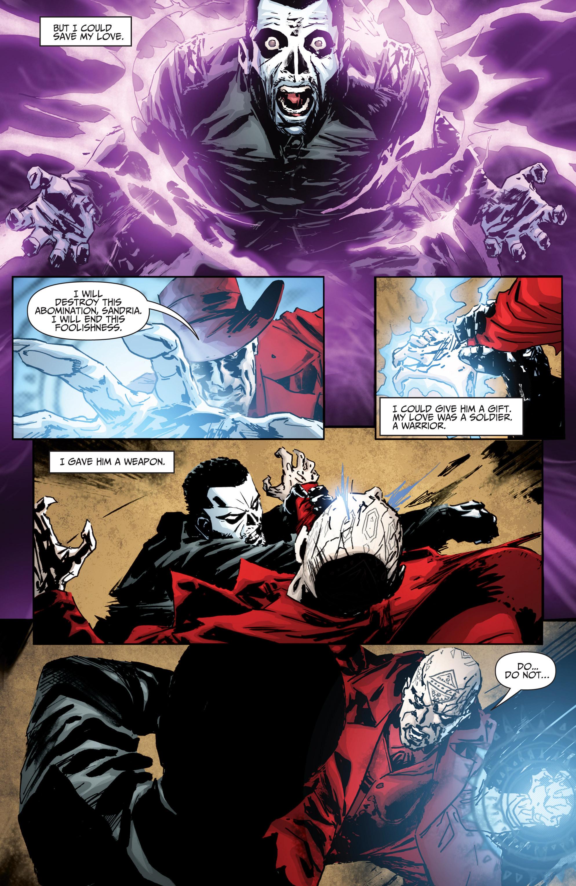 Read online Shadowman (2012) comic -  Issue #10 - 22