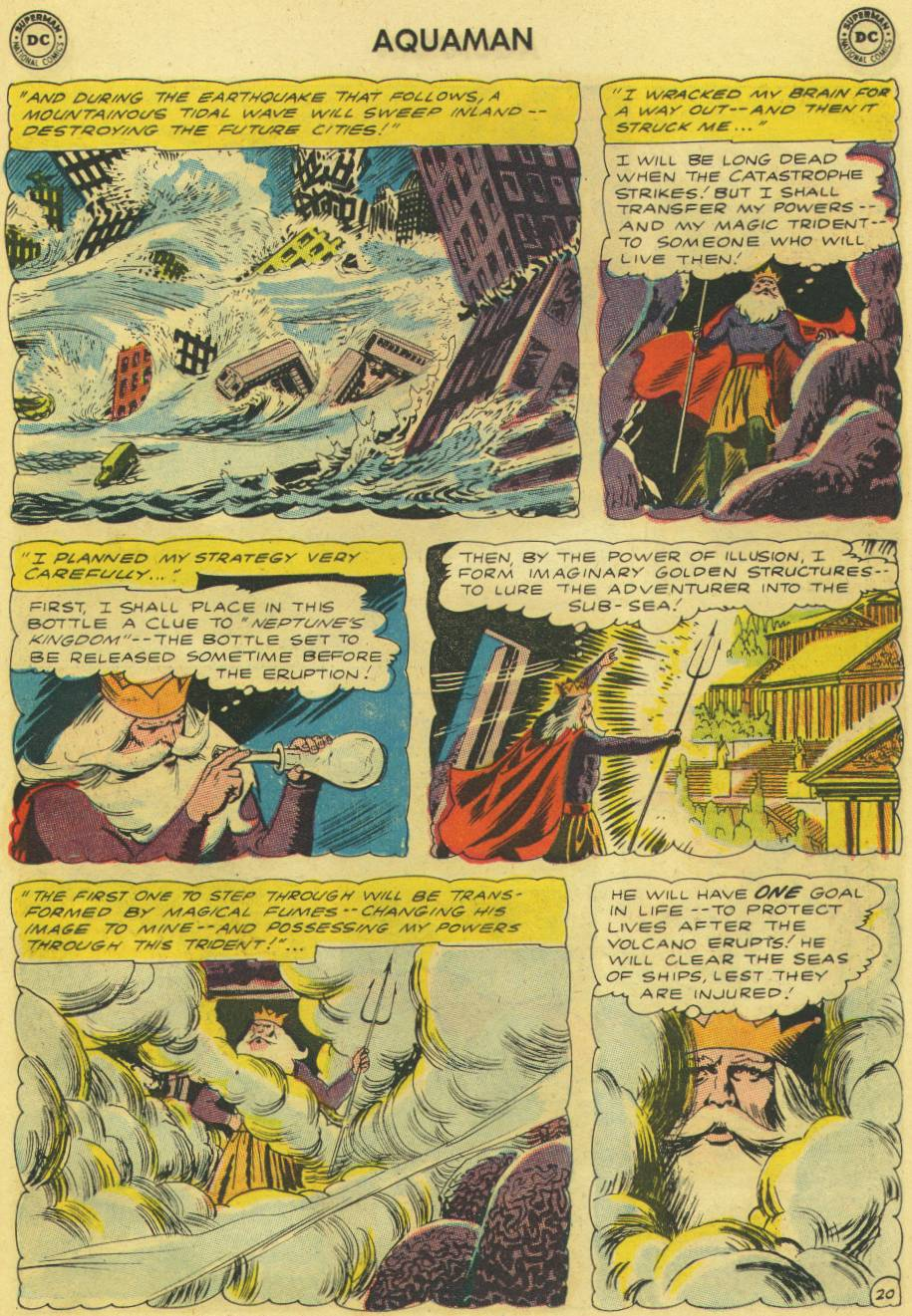 Read online Aquaman (1962) comic -  Issue #9 - 27