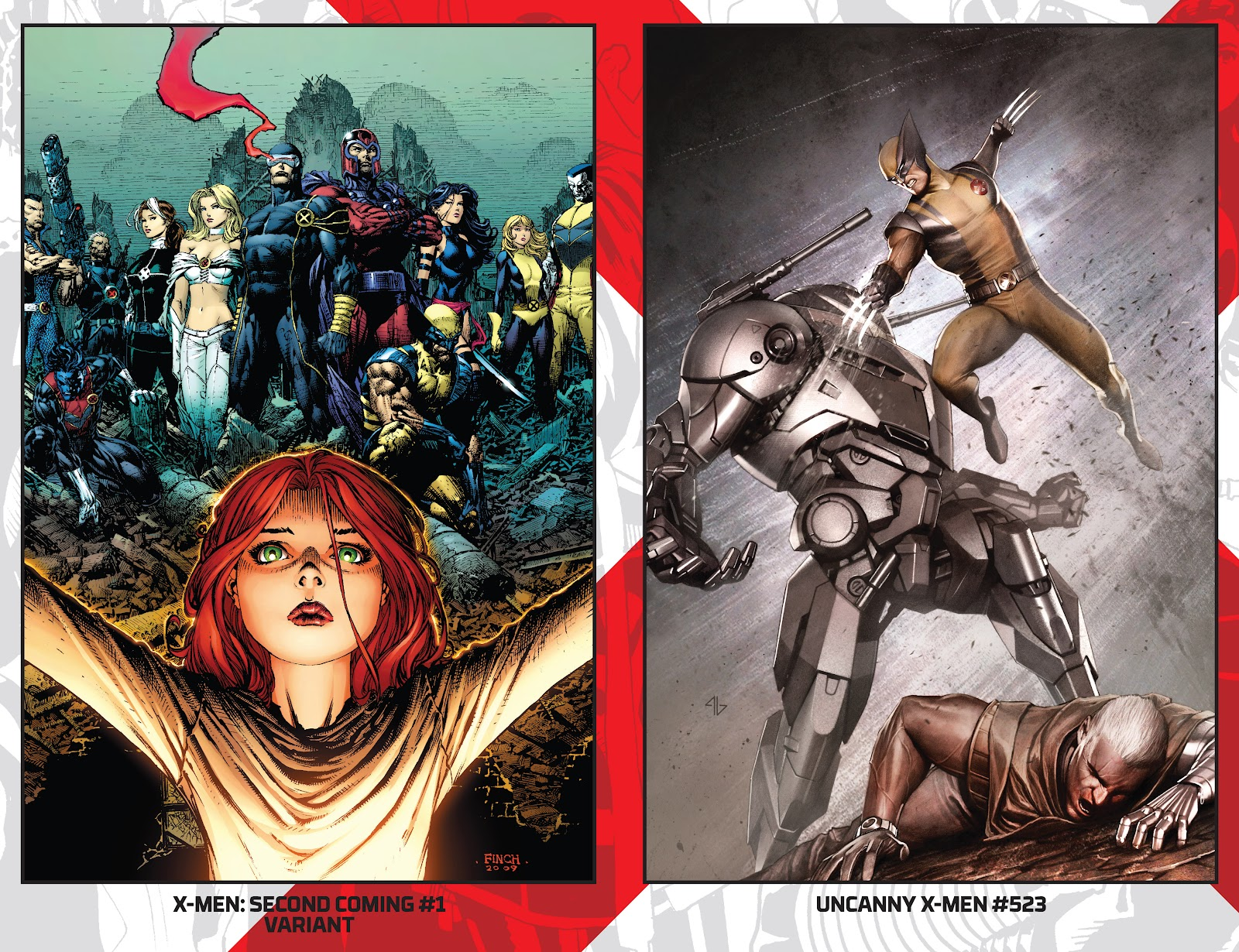 Read online X-Men: Second Coming comic -  Issue # _TPB (Part 1) - 42
