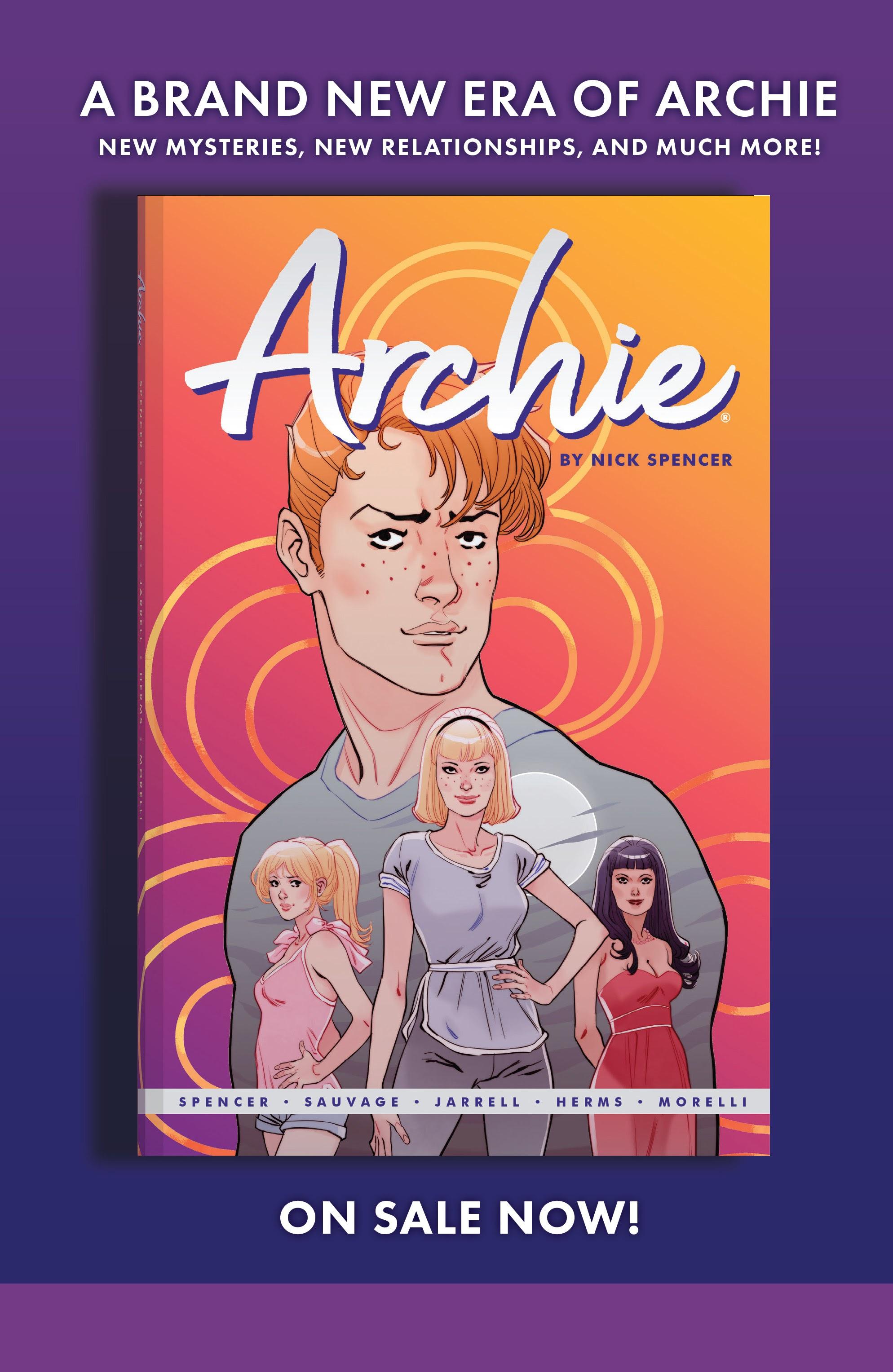Archie (2015) #710 #44 - English 27