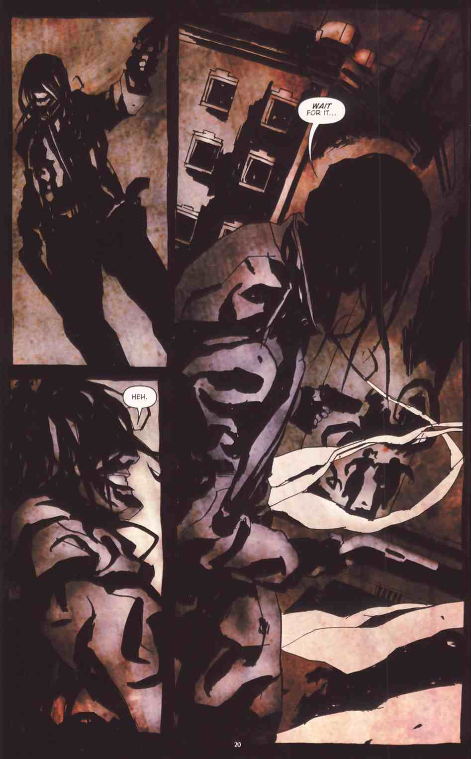 Read online Silent Hill: The Grinning Man comic -  Issue # Full - 22