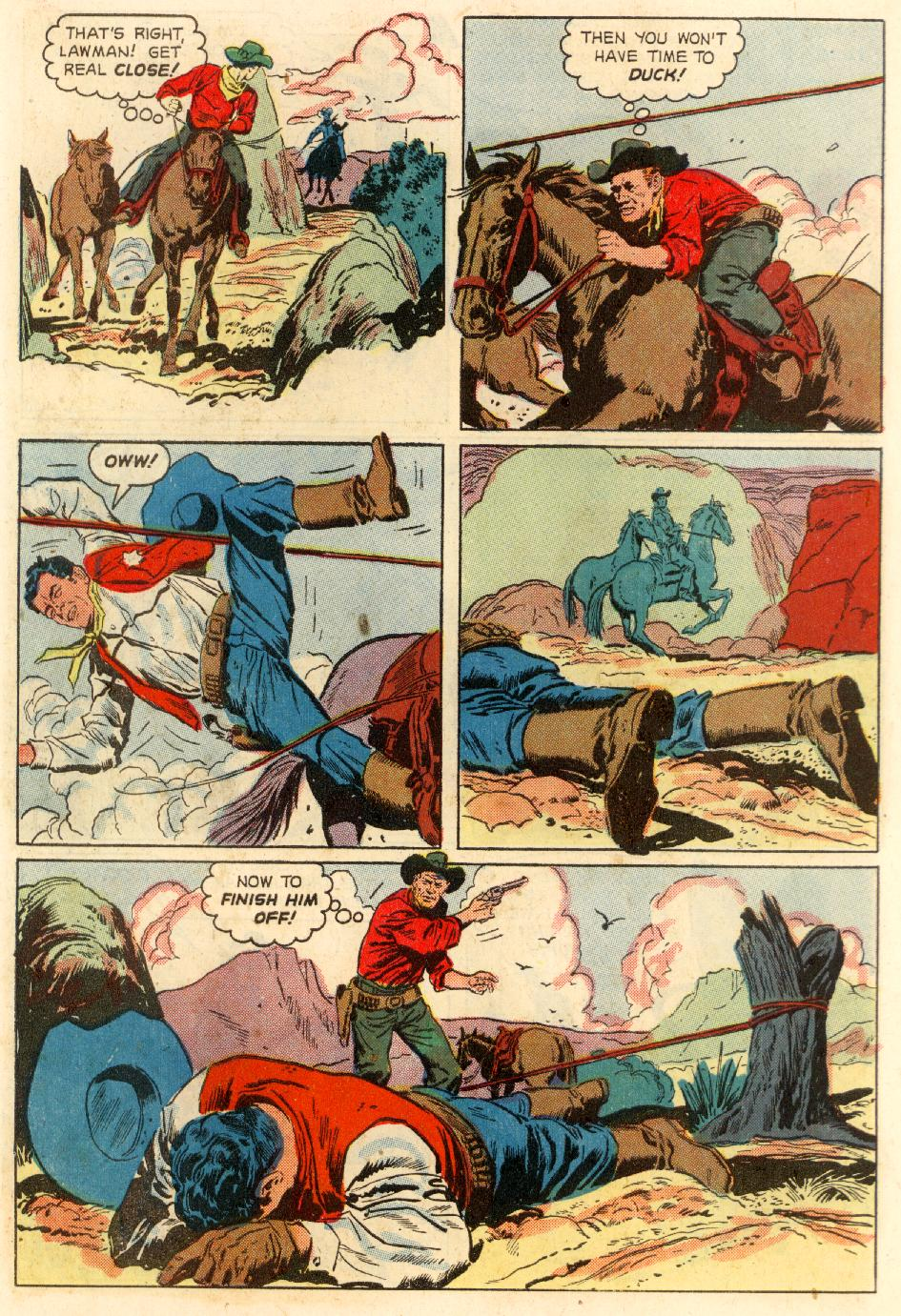 Four Color Comics issue 768 - Page 30