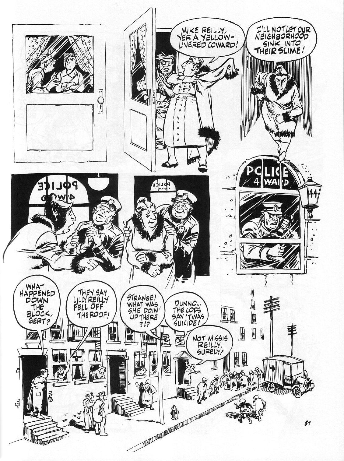 Read online Dropsie Avenue, The Neighborhood comic -  Issue # Full - 59