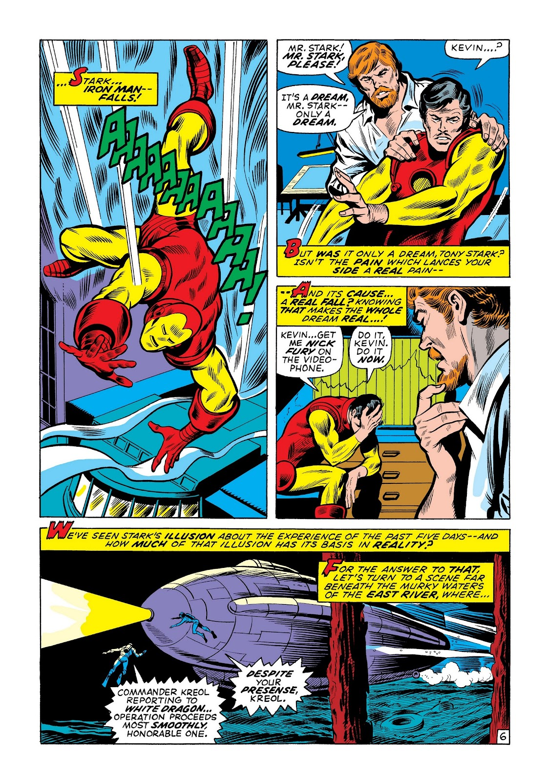 Read online Marvel Masterworks: The Invincible Iron Man comic -  Issue # TPB 8 (Part 1) - 33