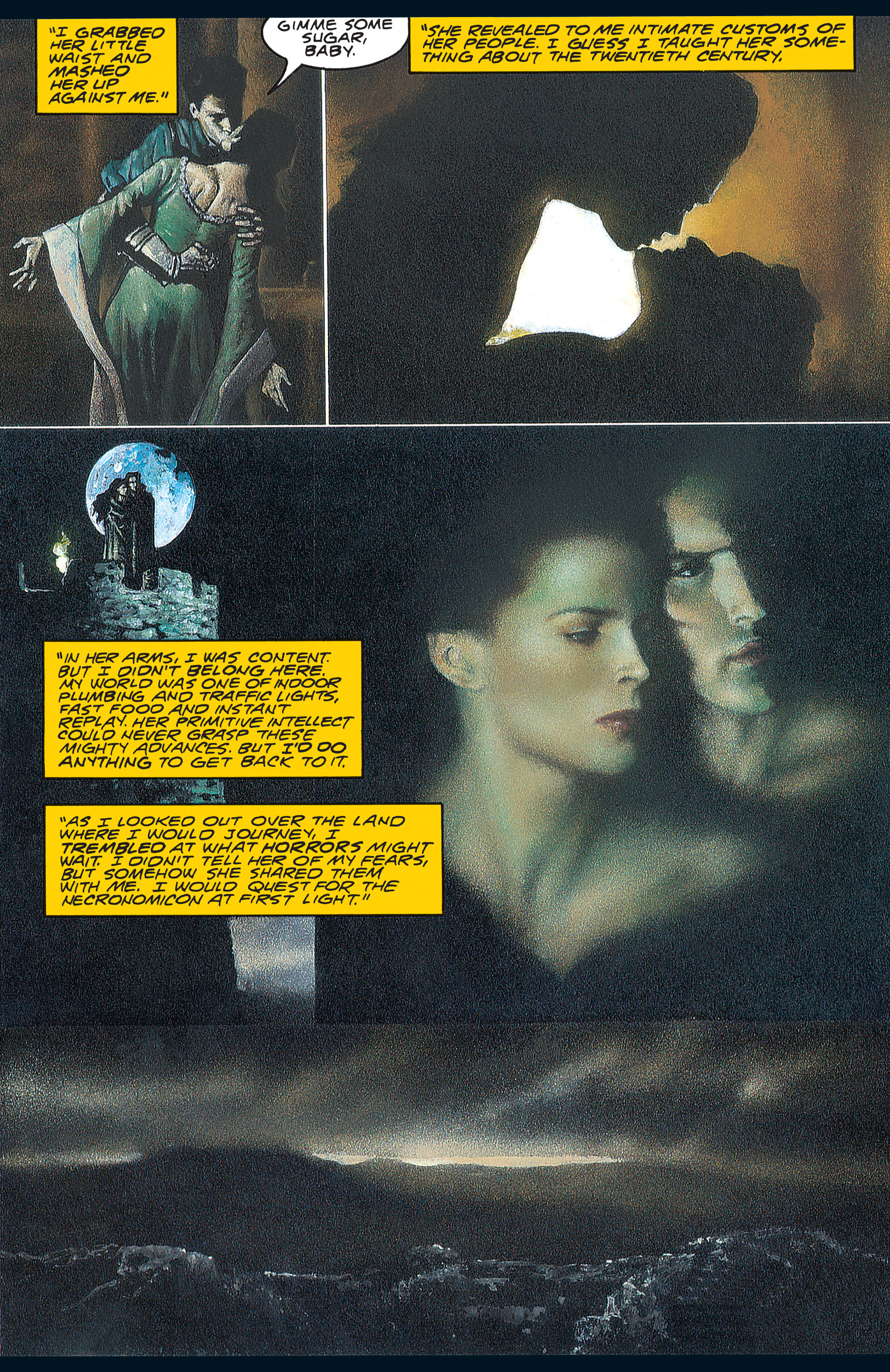 Army of Darkness (1992) 1 Page 24