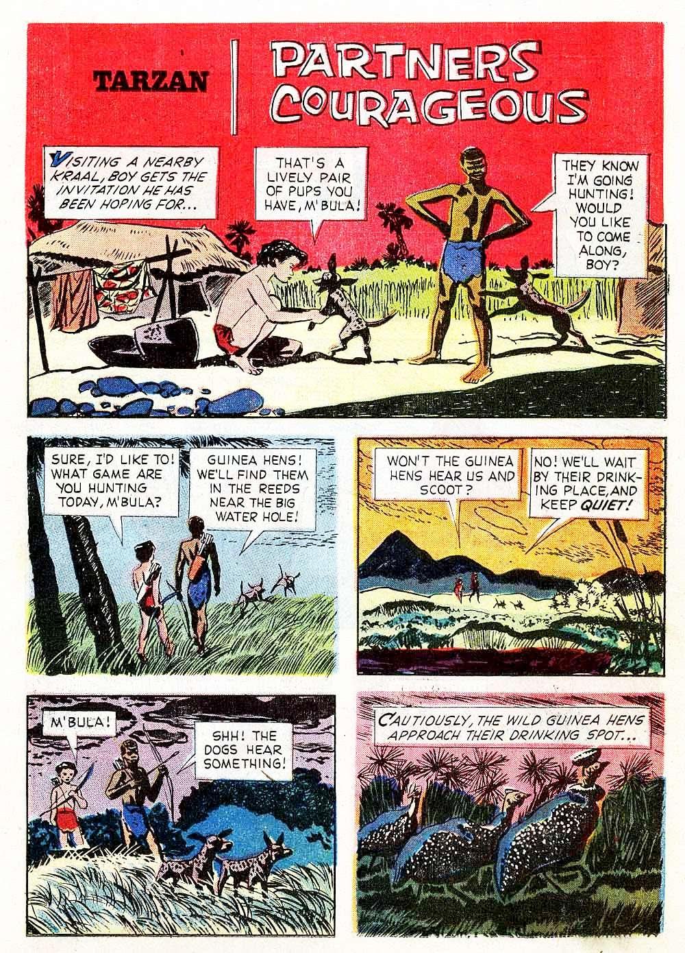 Tarzan (1962) issue 136 - Page 19
