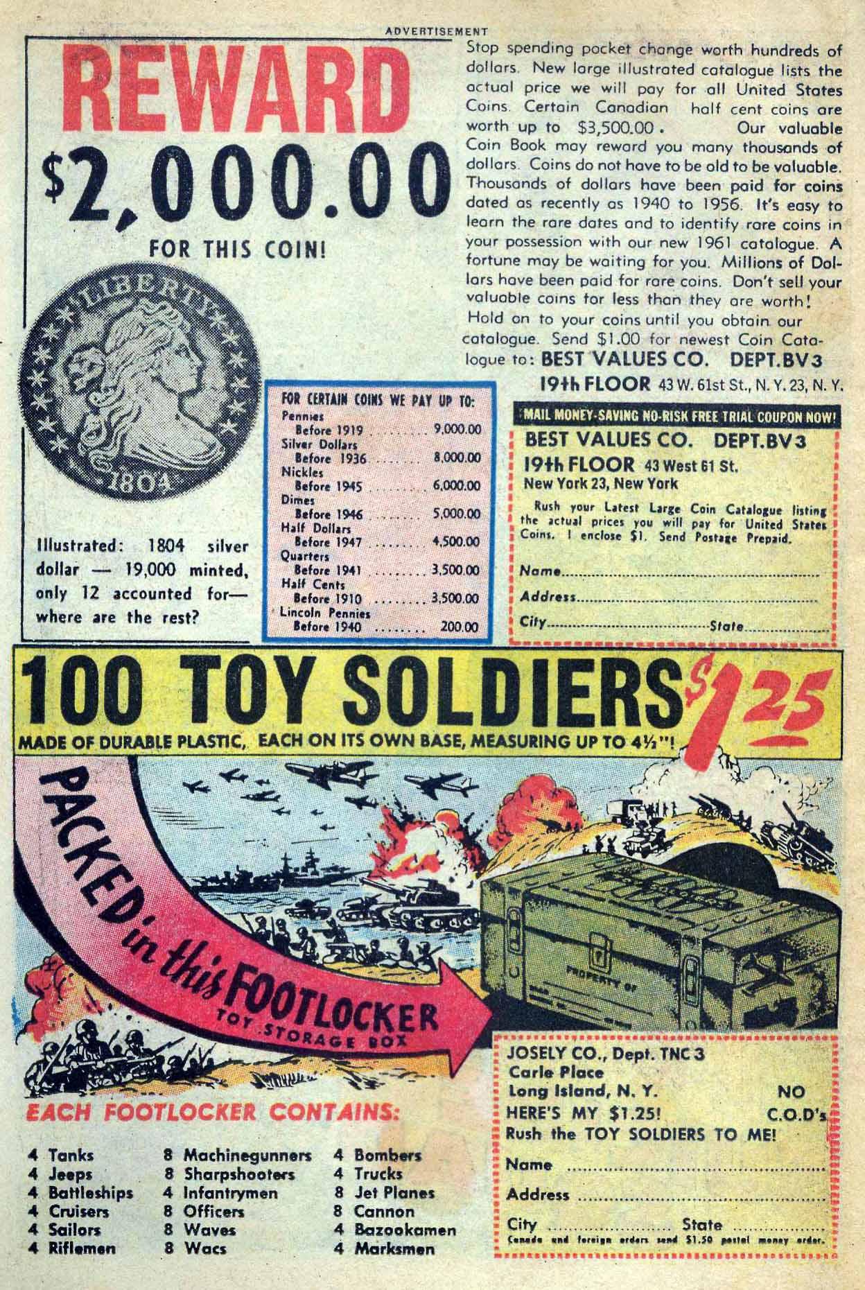 Read online Wonder Woman (1942) comic -  Issue #127 - 34