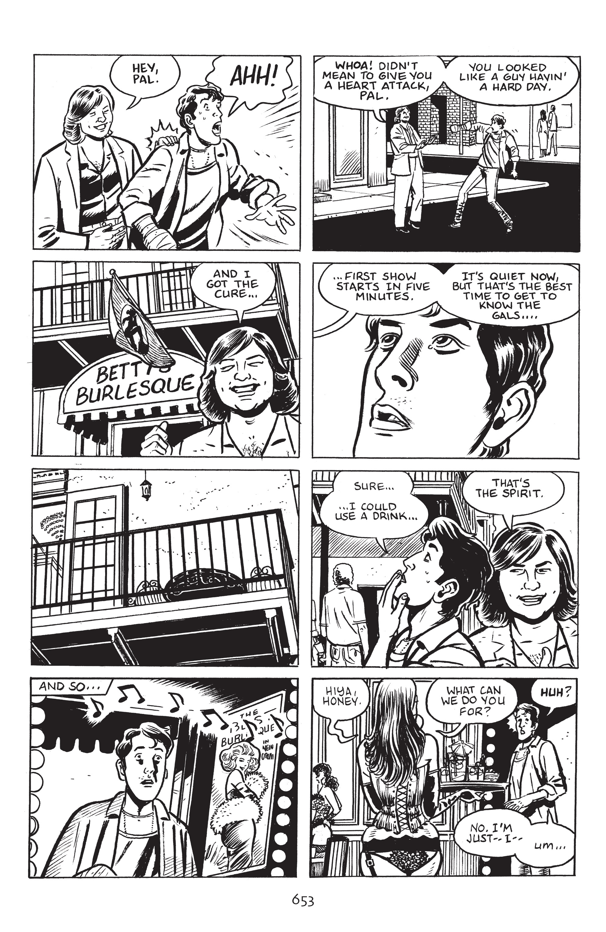 Read online Stray Bullets: Sunshine & Roses comic -  Issue #24 - 8