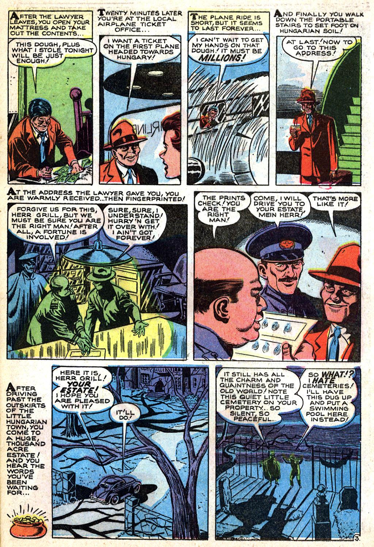 Read online Adventures into Weird Worlds comic -  Issue #17 - 5