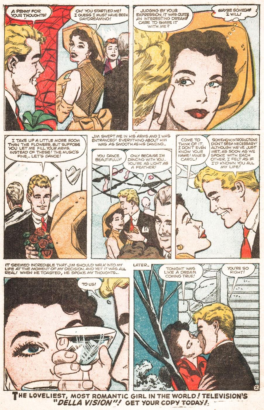 Love Romances (1949) issue 51 - Page 4