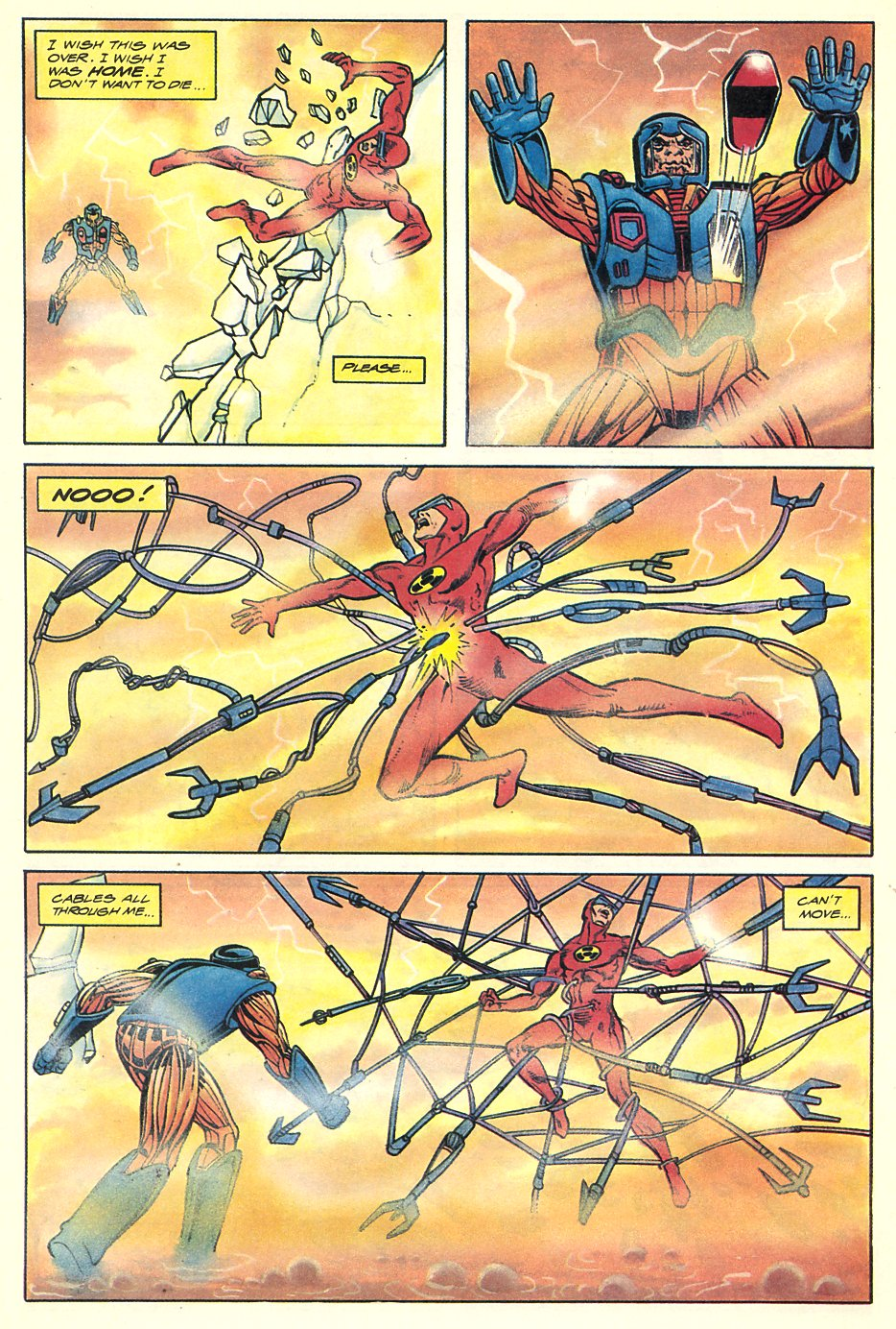 Read online Solar, Man of the Atom comic -  Issue #7 - 31