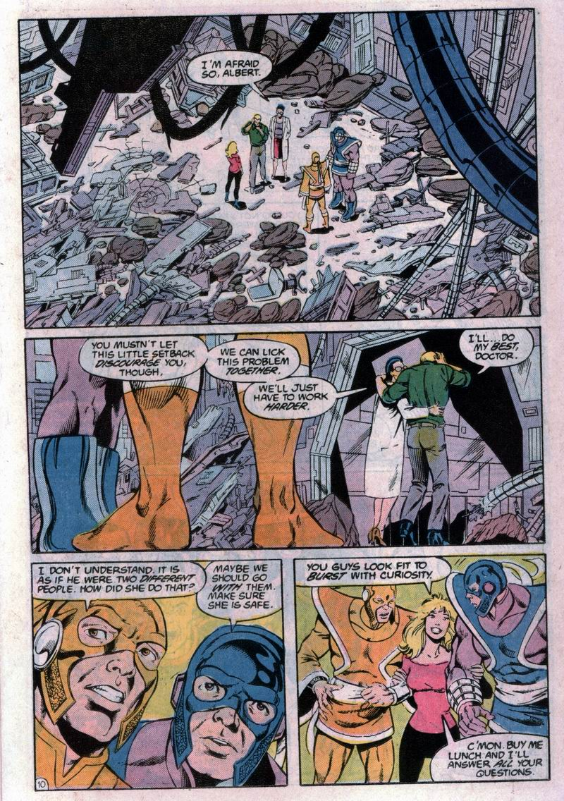 Teen Titans Spotlight issue 16 - Page 10