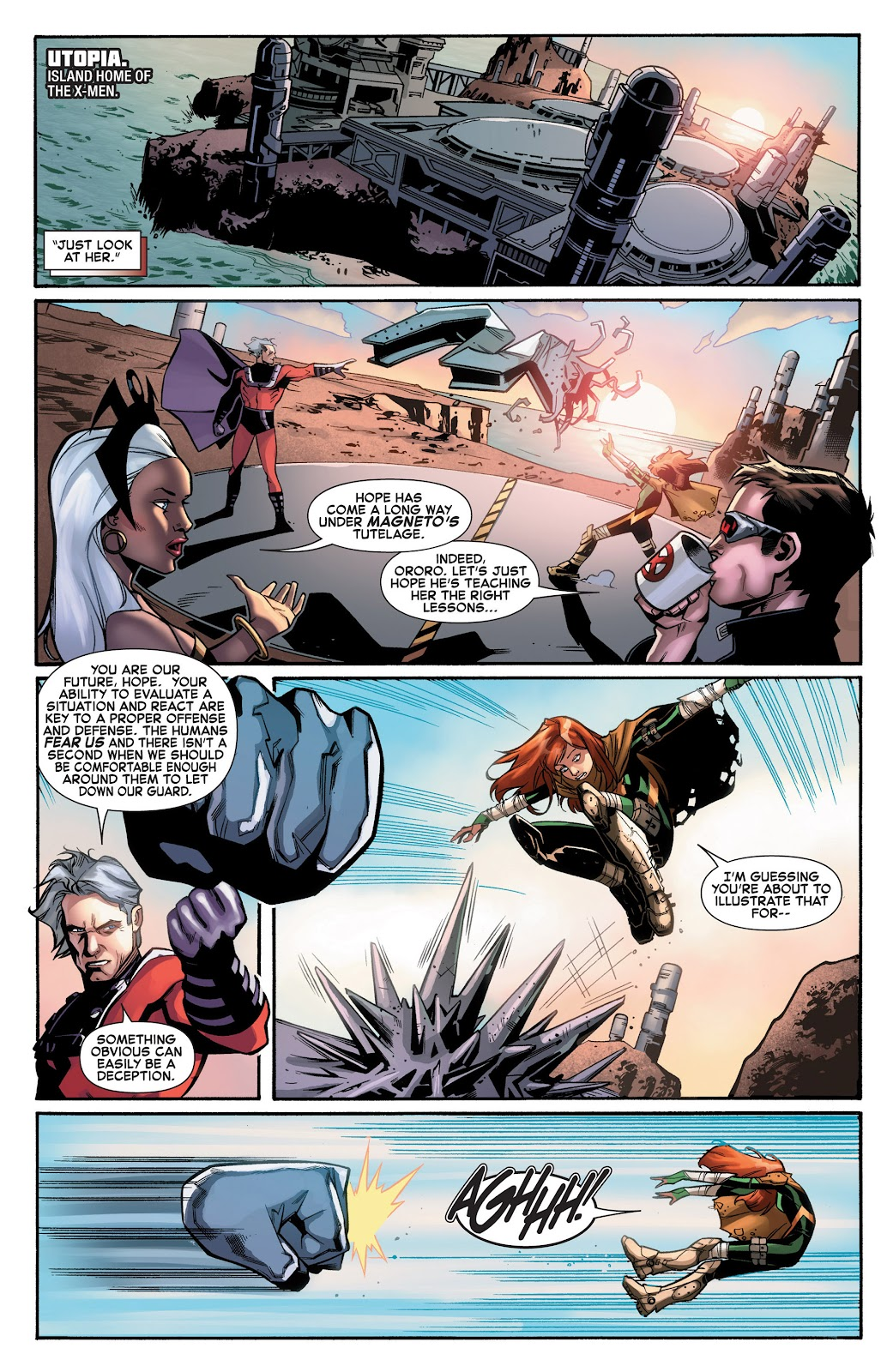 Read online What If? AvX comic -  Issue #1 - 8