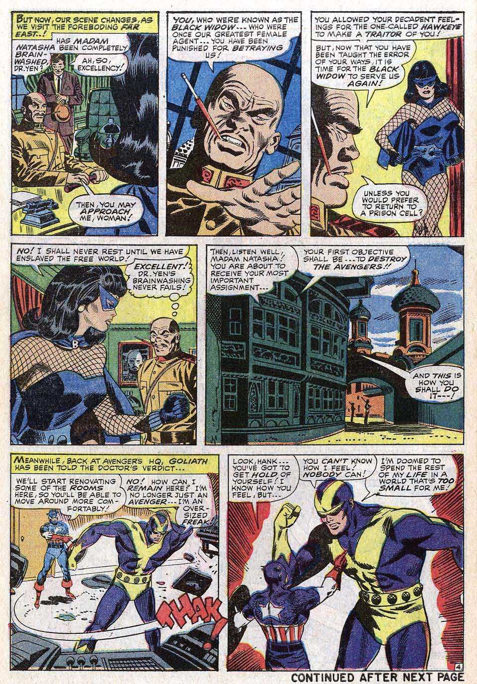 The Avengers (1963) 29 Page 5