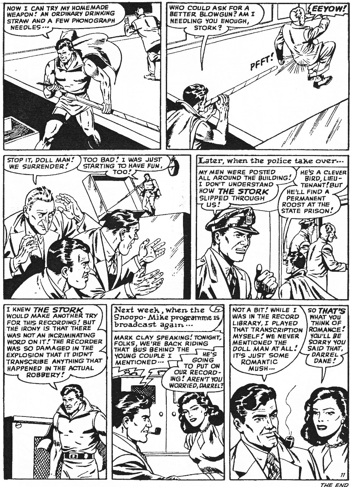 Read online Men of Mystery Comics comic -  Issue #84 - 162