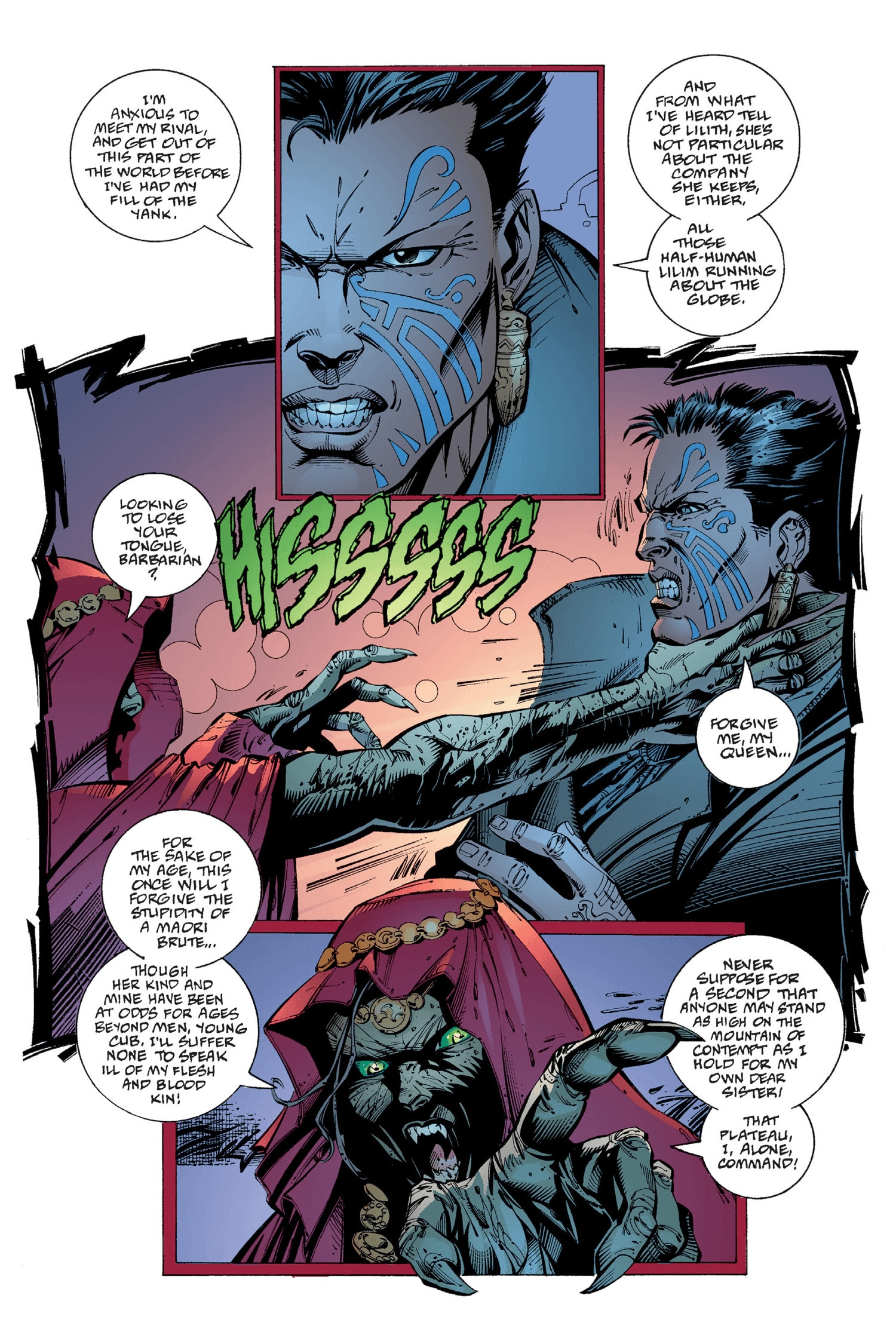 Read online Buffy the Vampire Slayer: Omnibus comic -  Issue # TPB 2 - 244
