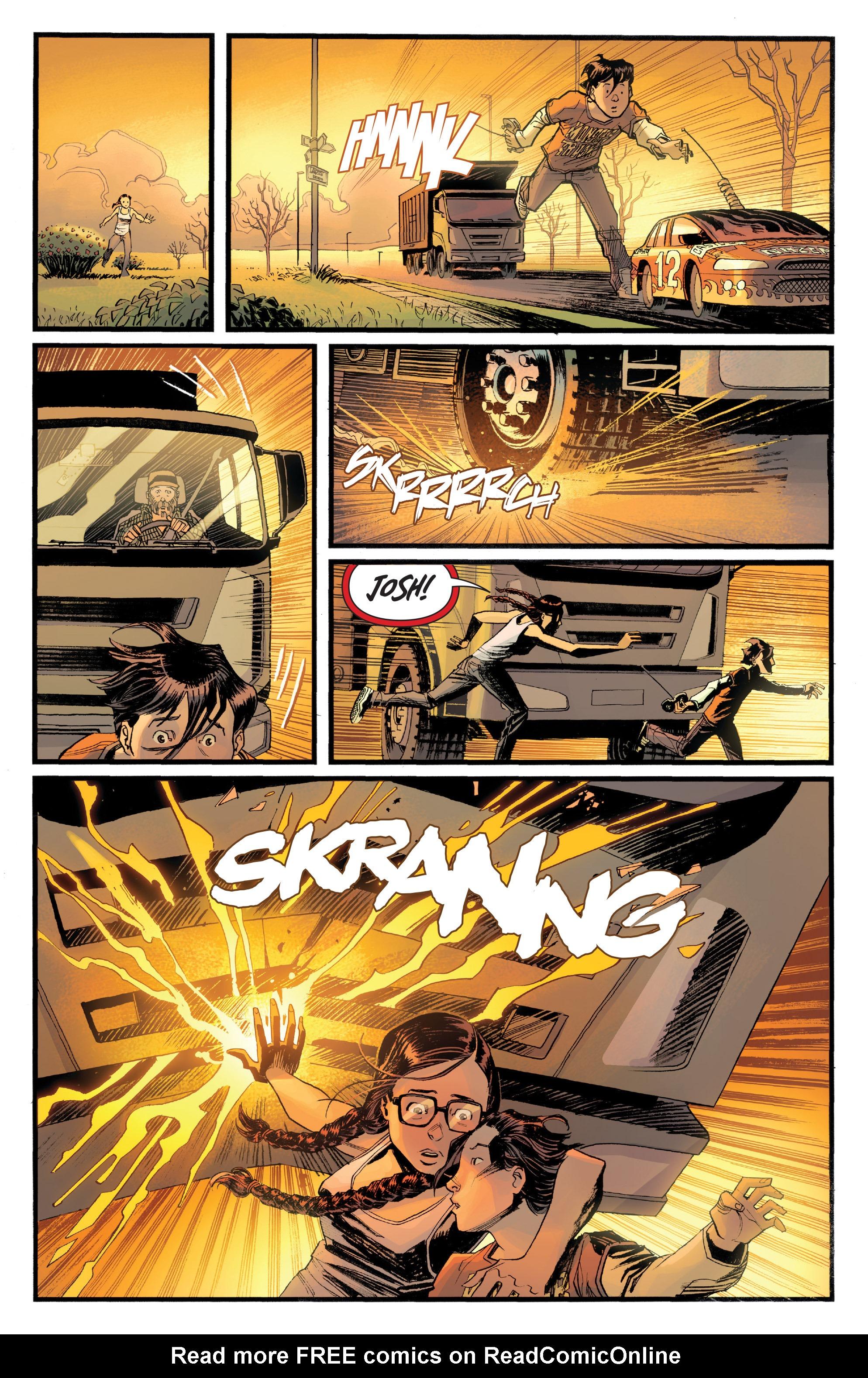 Read online Sleepy Hollow (2014) comic -  Issue #1 - 7