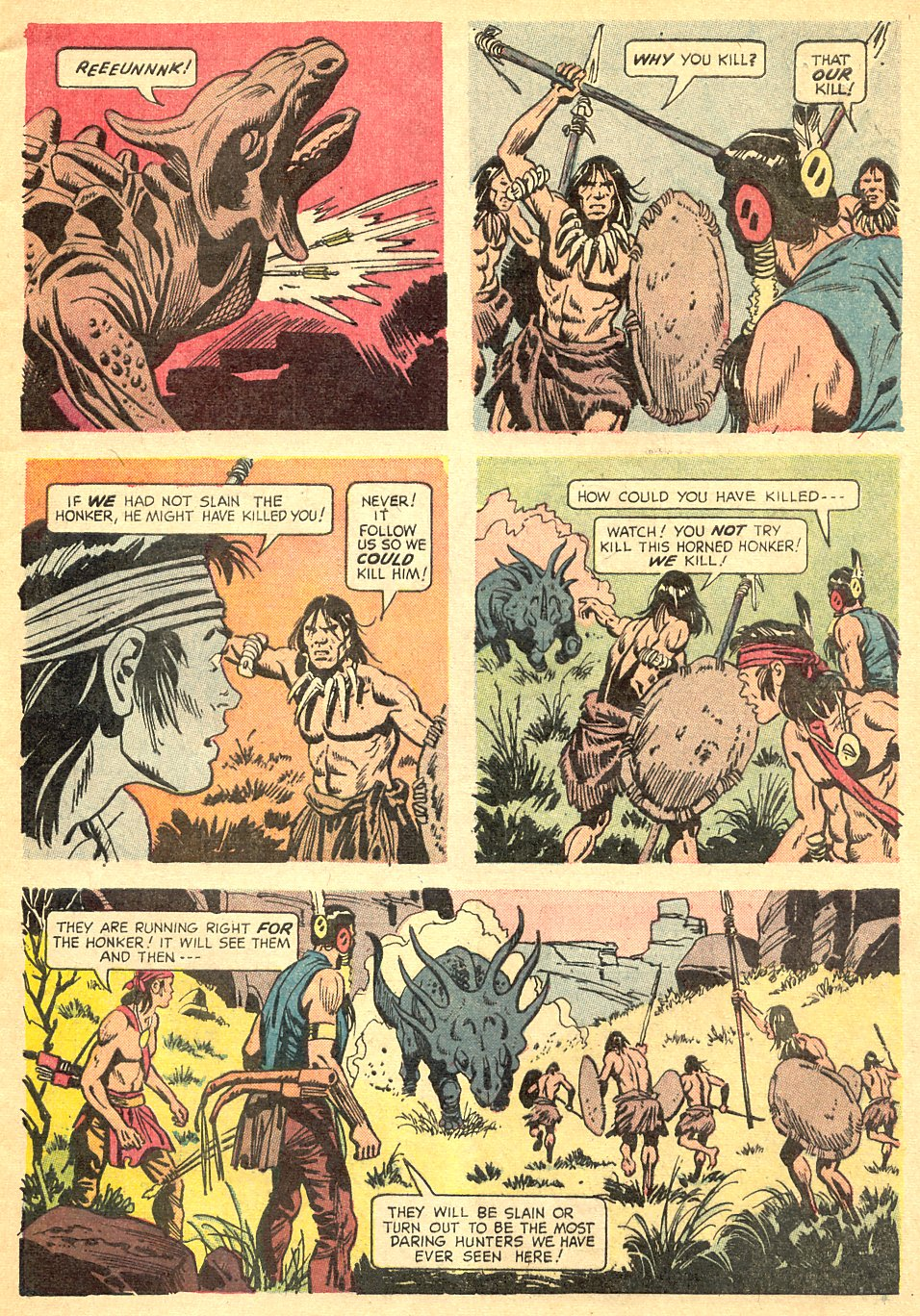 Read online Turok, Son of Stone comic -  Issue #68 - 5