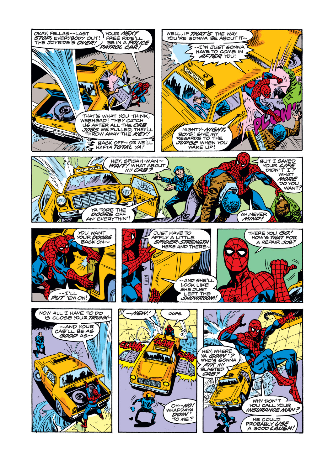 The Amazing Spider-Man (1963) 153 Page 3