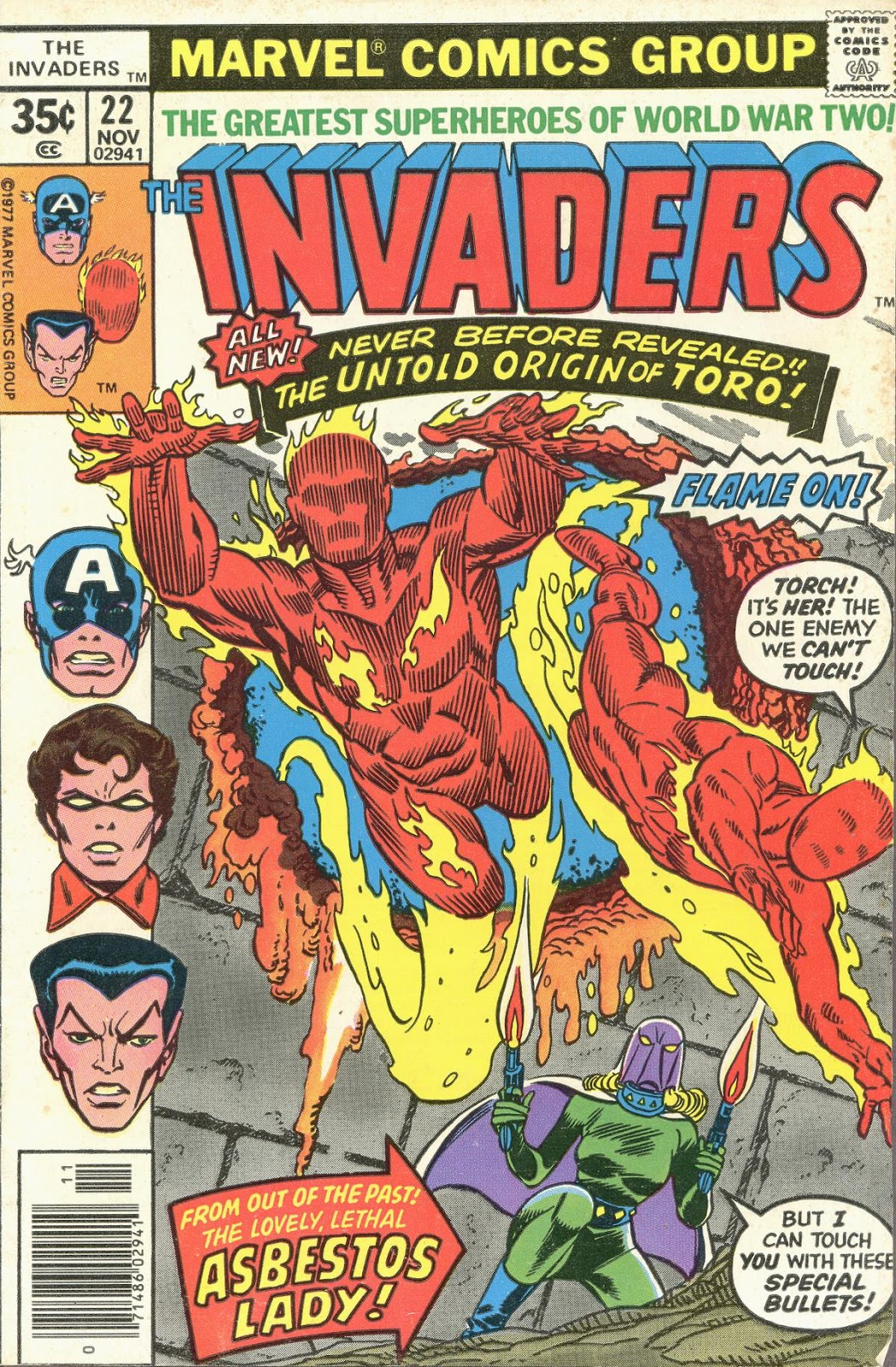 The Invaders (1975) issue 22 - Page 1