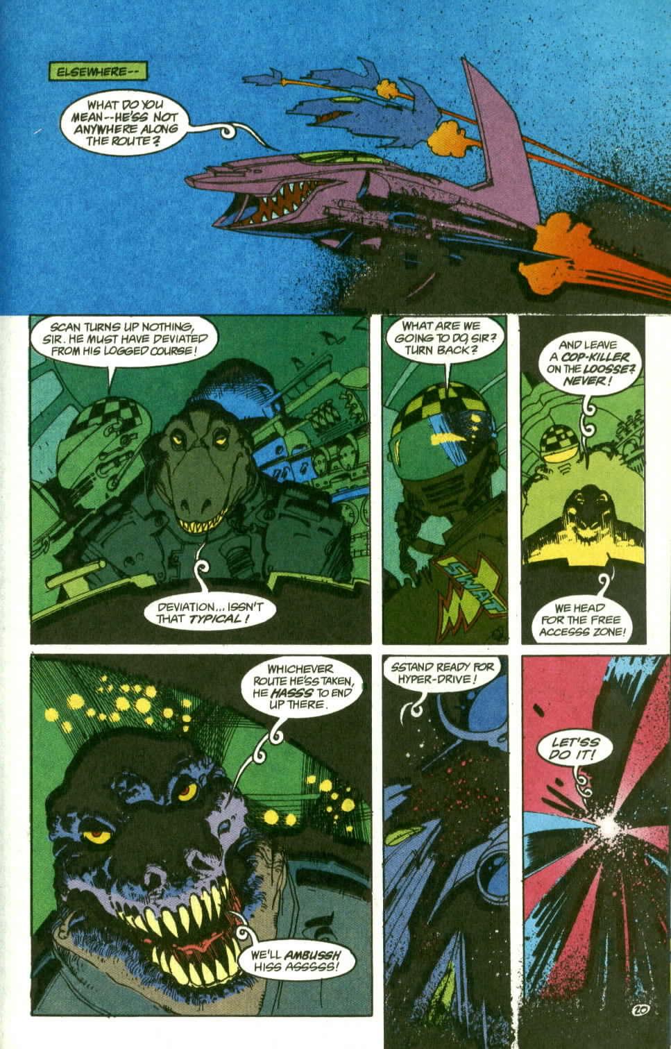 Read online Lobo (1990) comic -  Issue #2 - 21
