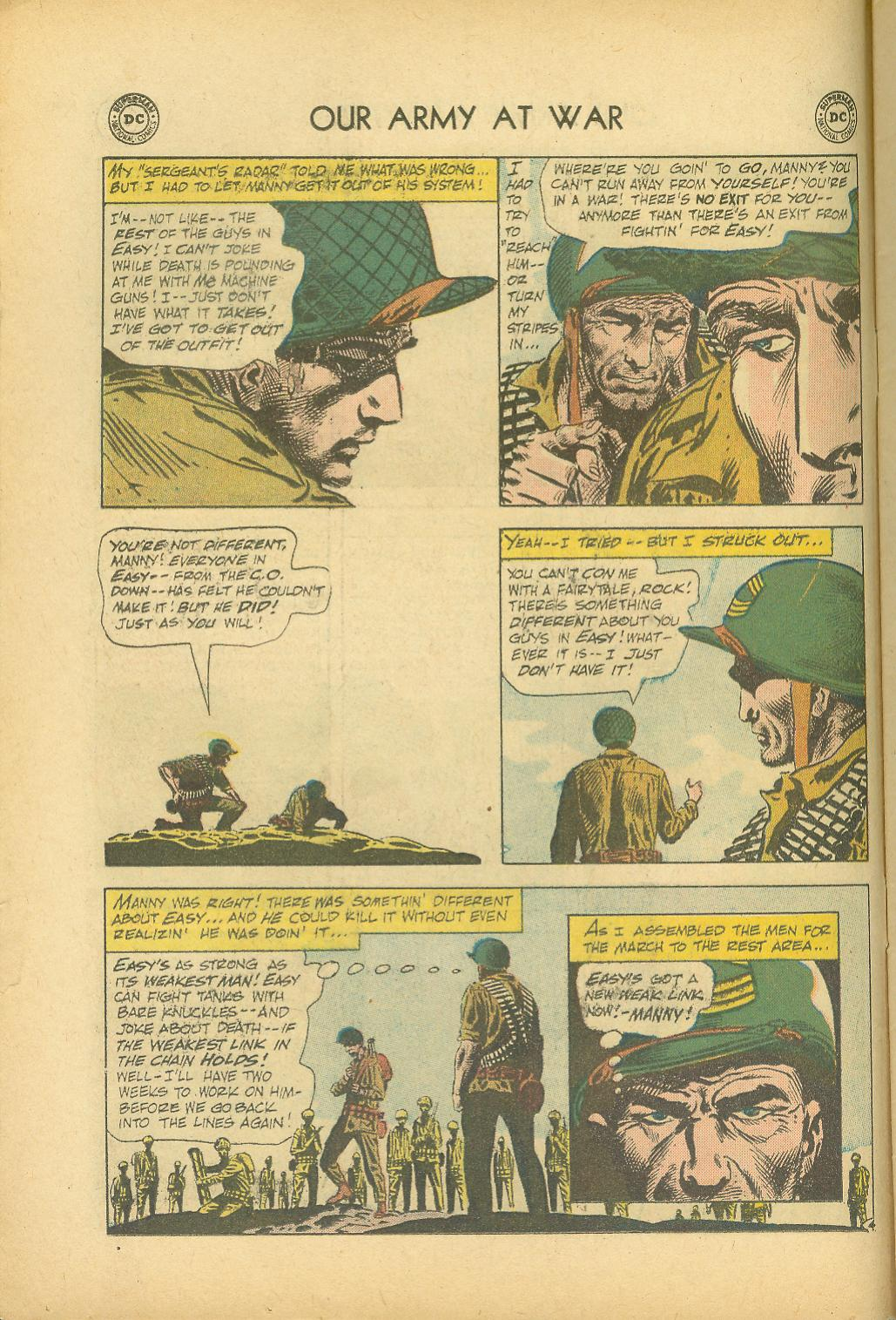 Our Army at War (1952) issue 100 - Page 6