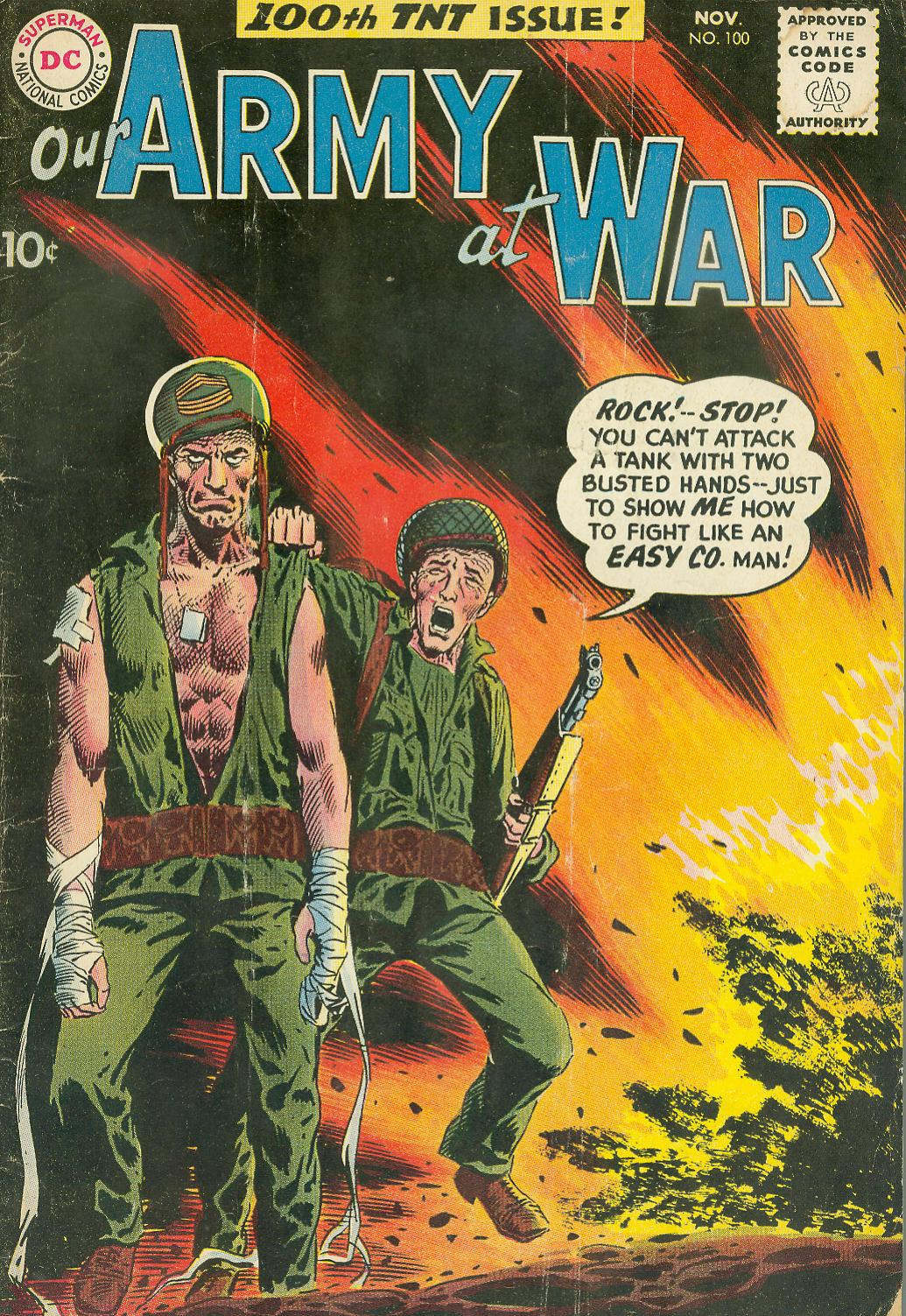 Our Army at War (1952) issue 100 - Page 1