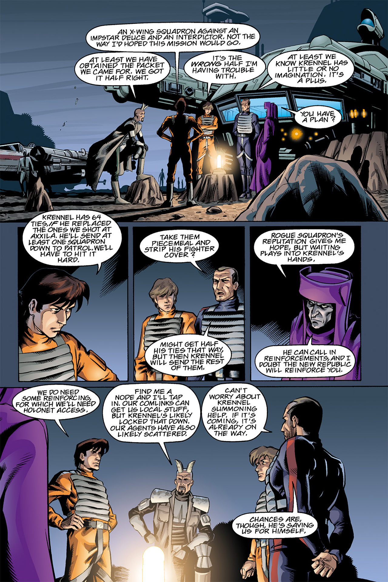 Read online Star Wars Omnibus comic -  Issue # Vol. 3 - 314