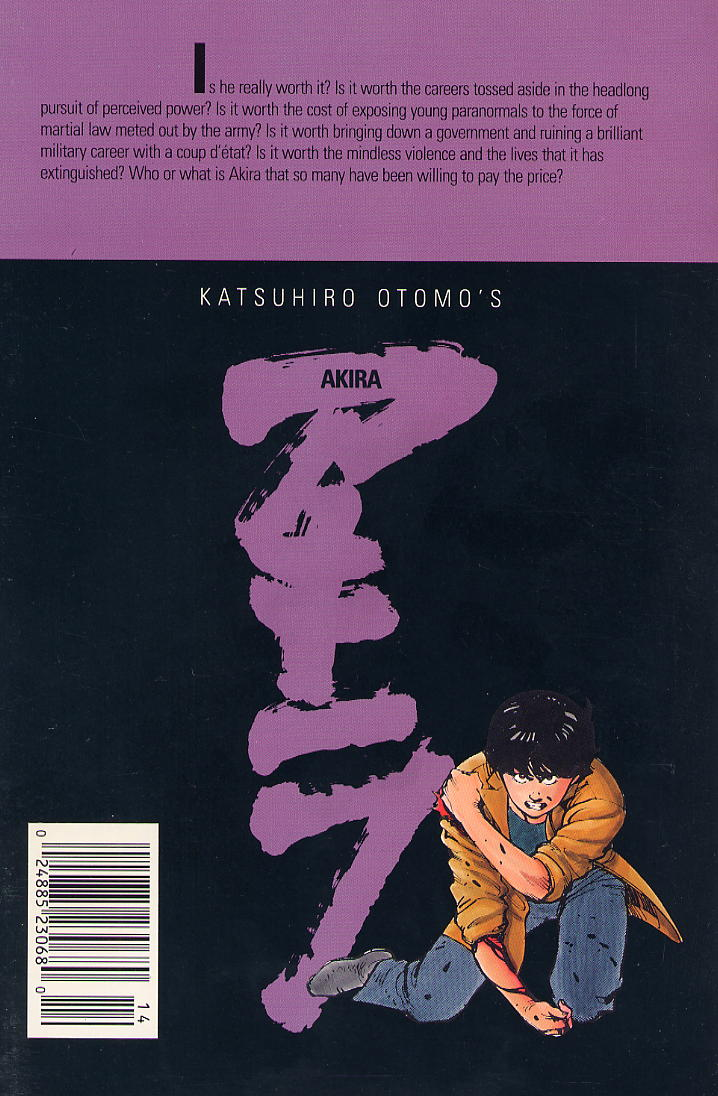 Read online Akira comic -  Issue #14 - 67