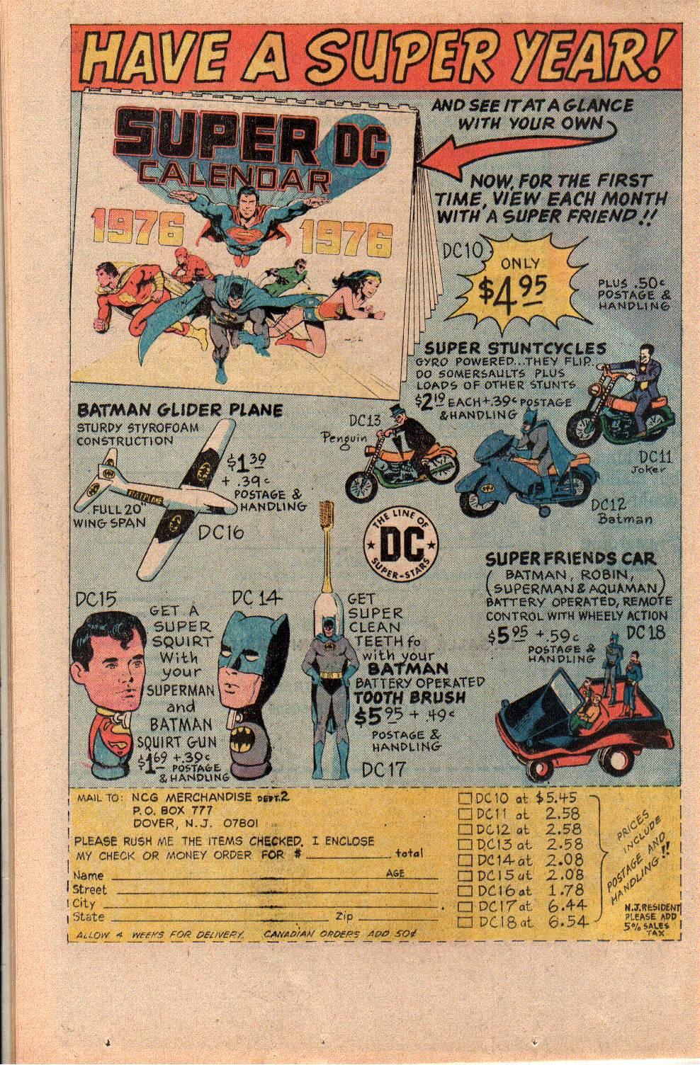 Read online Shazam! (1973) comic -  Issue #23 - 24
