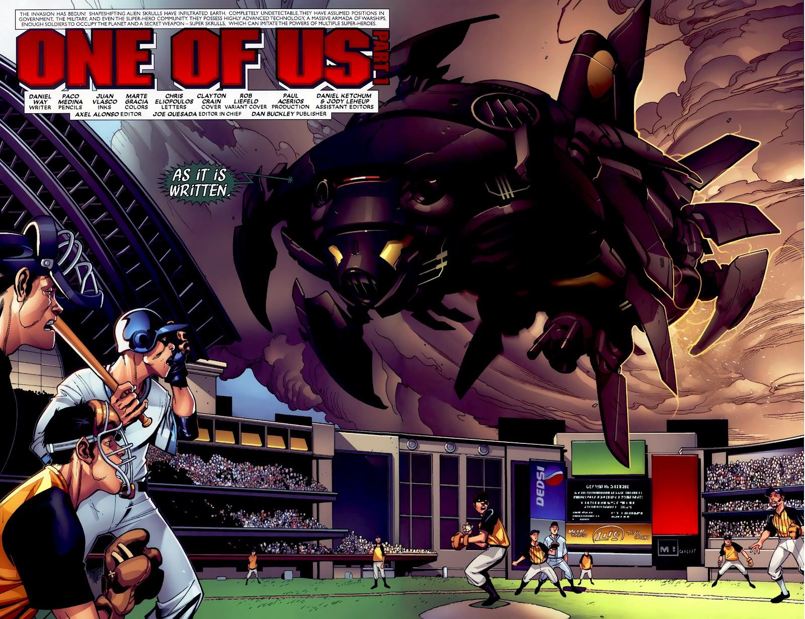 Read online Deadpool (2008) comic -  Issue #1 - 3