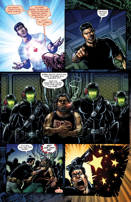 Read online Ballistic (2013) comic -  Issue #2 - 11