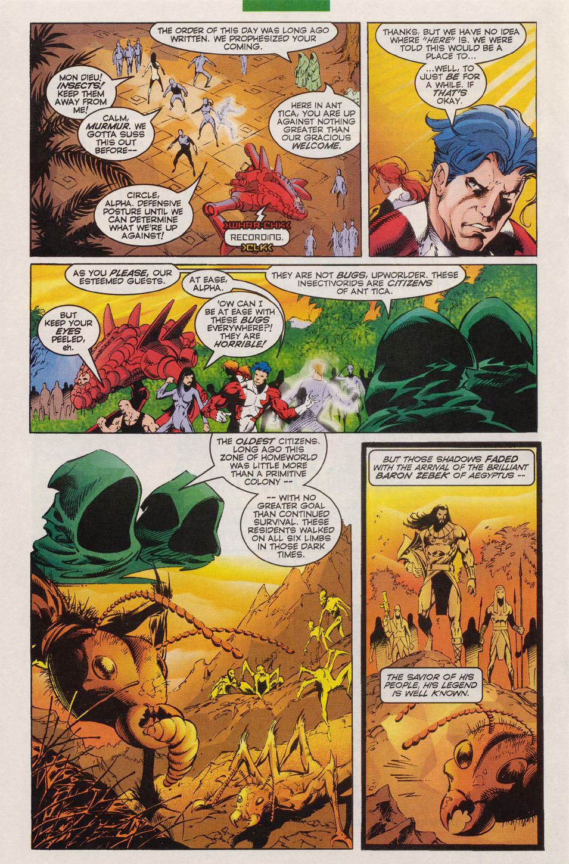 Read online Alpha Flight (1997) comic -  Issue #10 - 14