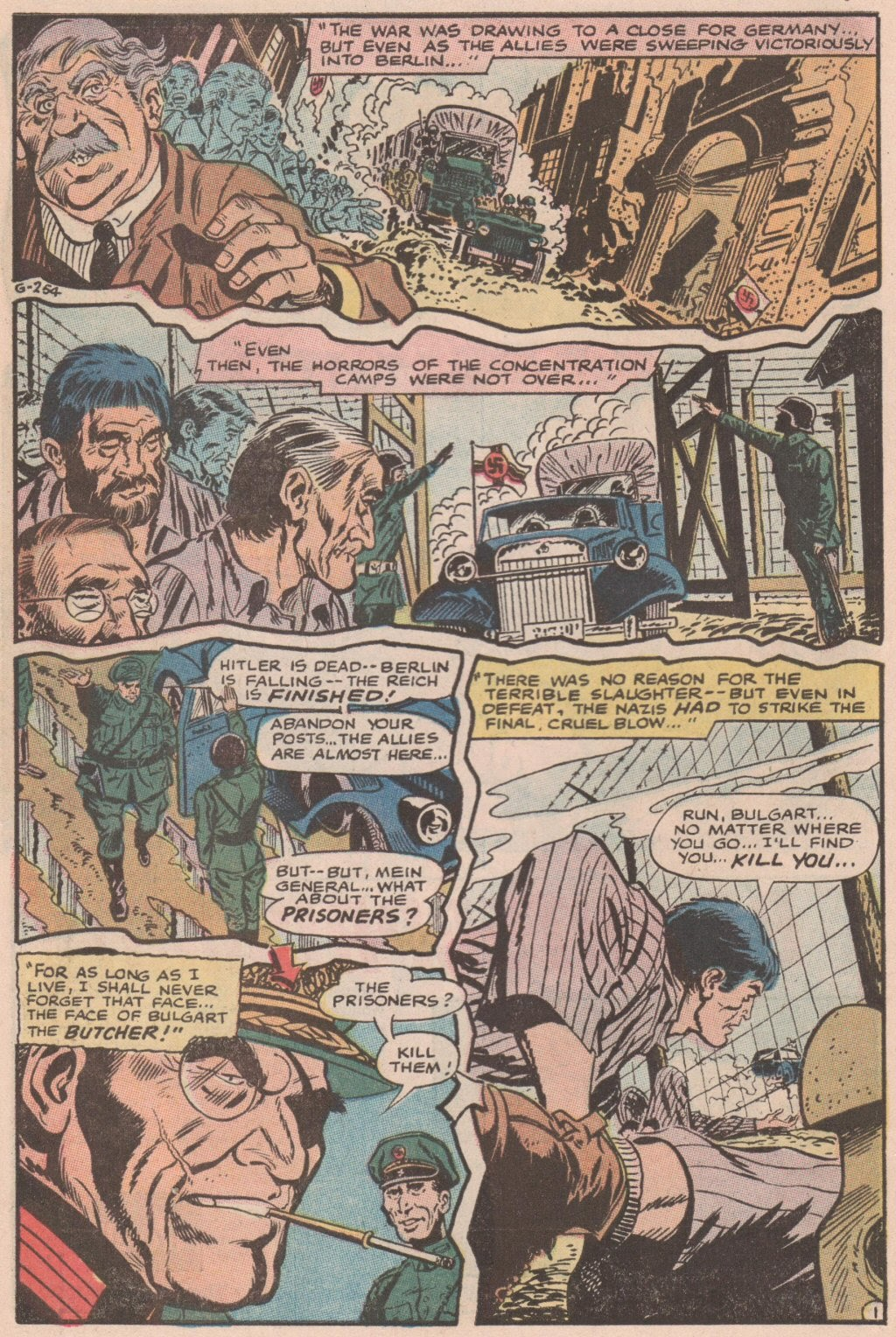 The Witching Hour (1969) issue 6 - Page 5