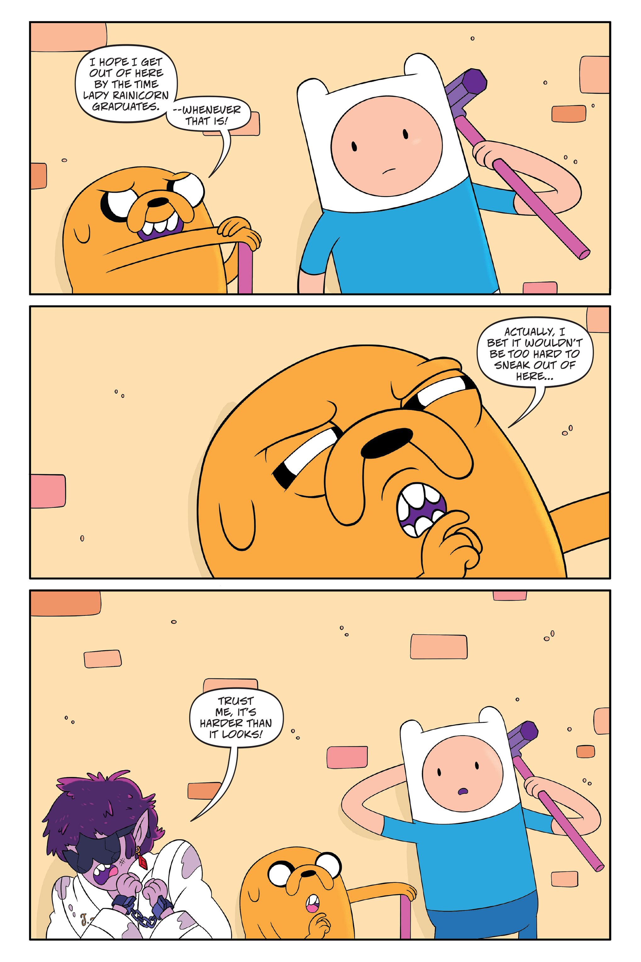 Read online Adventure Time comic -  Issue #Adventure Time _TPB 7 - 141