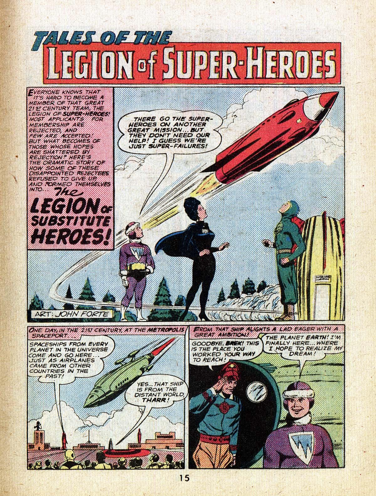 Read online Adventure Comics (1938) comic -  Issue #500 - 15