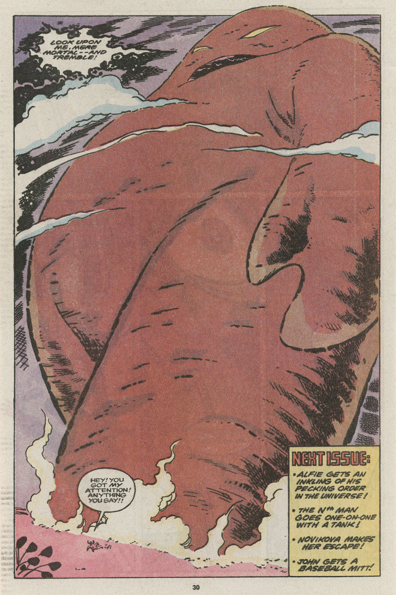 Read online Nth Man the Ultimate Ninja comic -  Issue #13 - 32