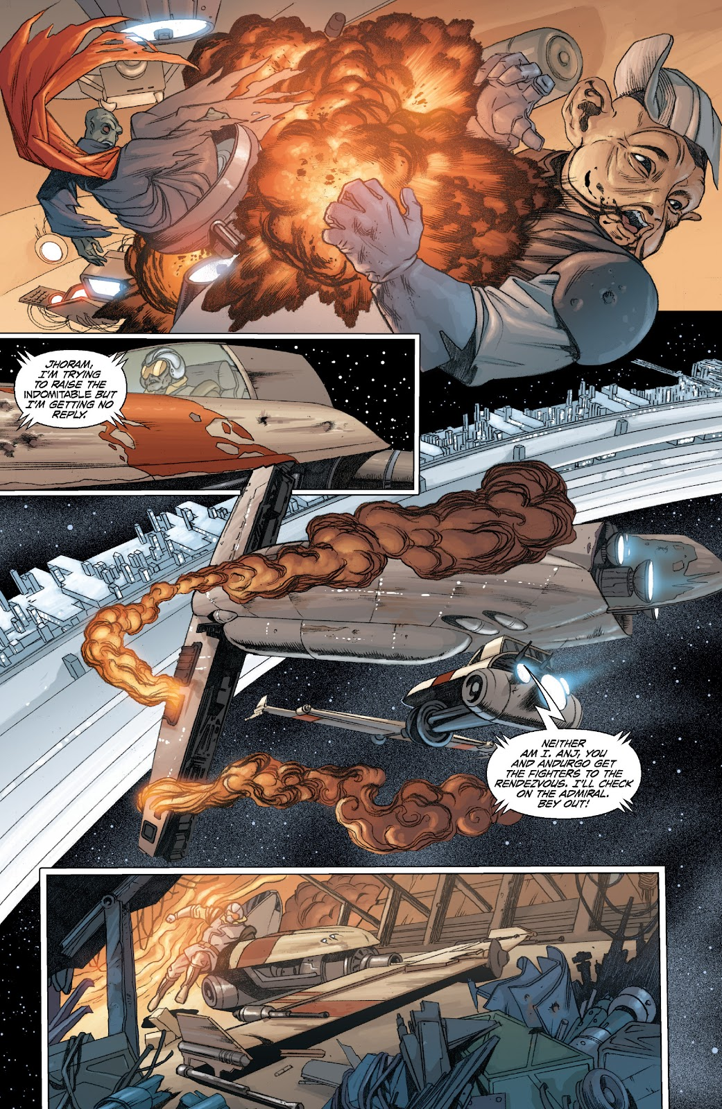Read online Star Wars Legends: Legacy - Epic Collection comic -  Issue # TPB 2 (Part 1) - 46