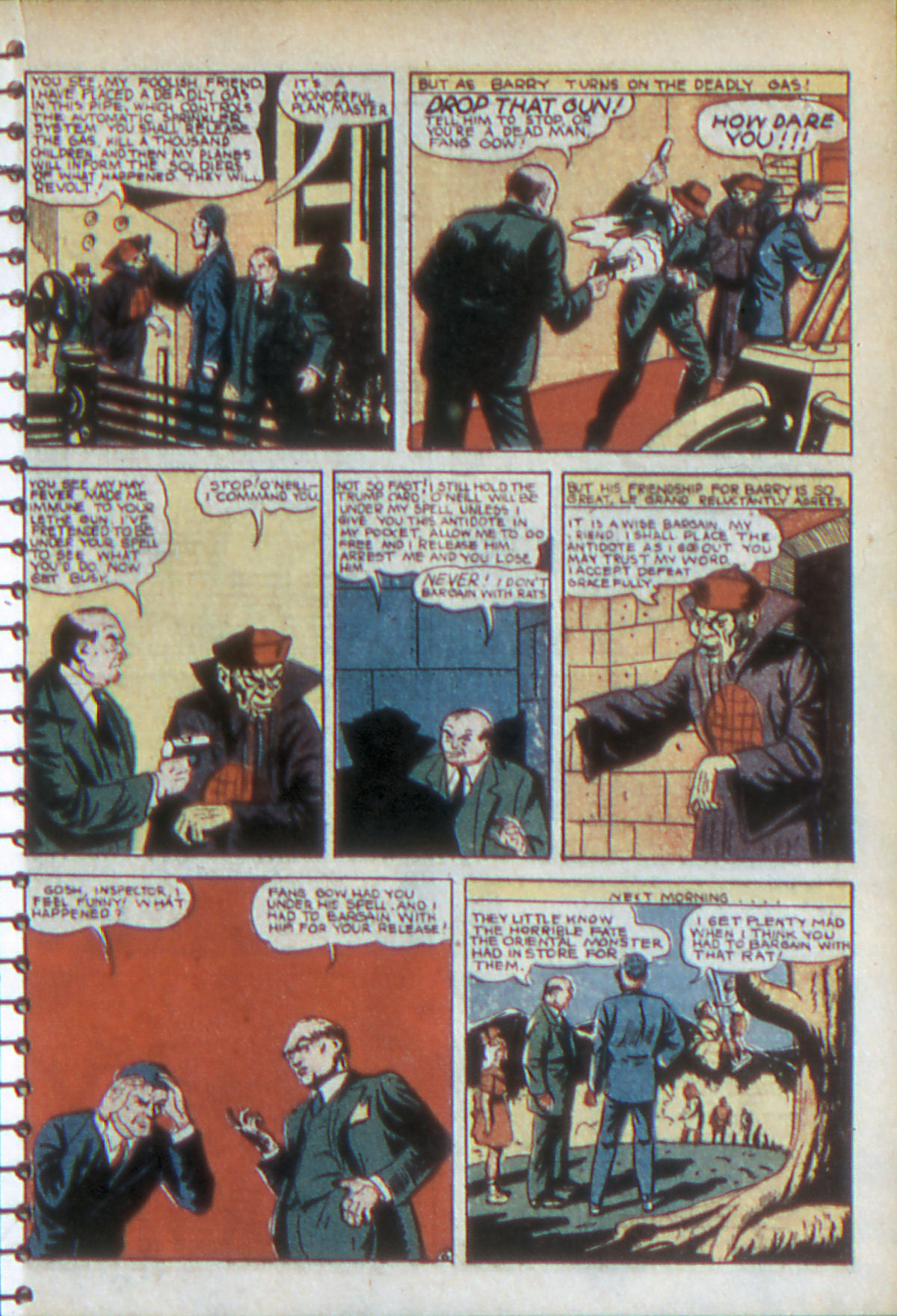 Read online Adventure Comics (1938) comic -  Issue #54 - 18