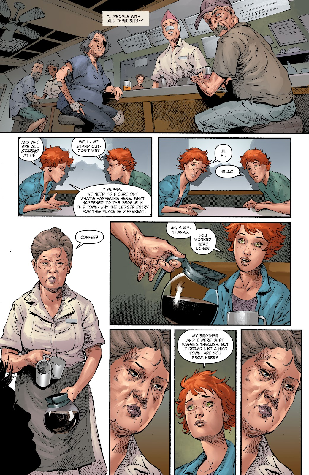 Read online The Curse of Brimstone: Ashes comic -  Issue # TPB (Part 1) - 38