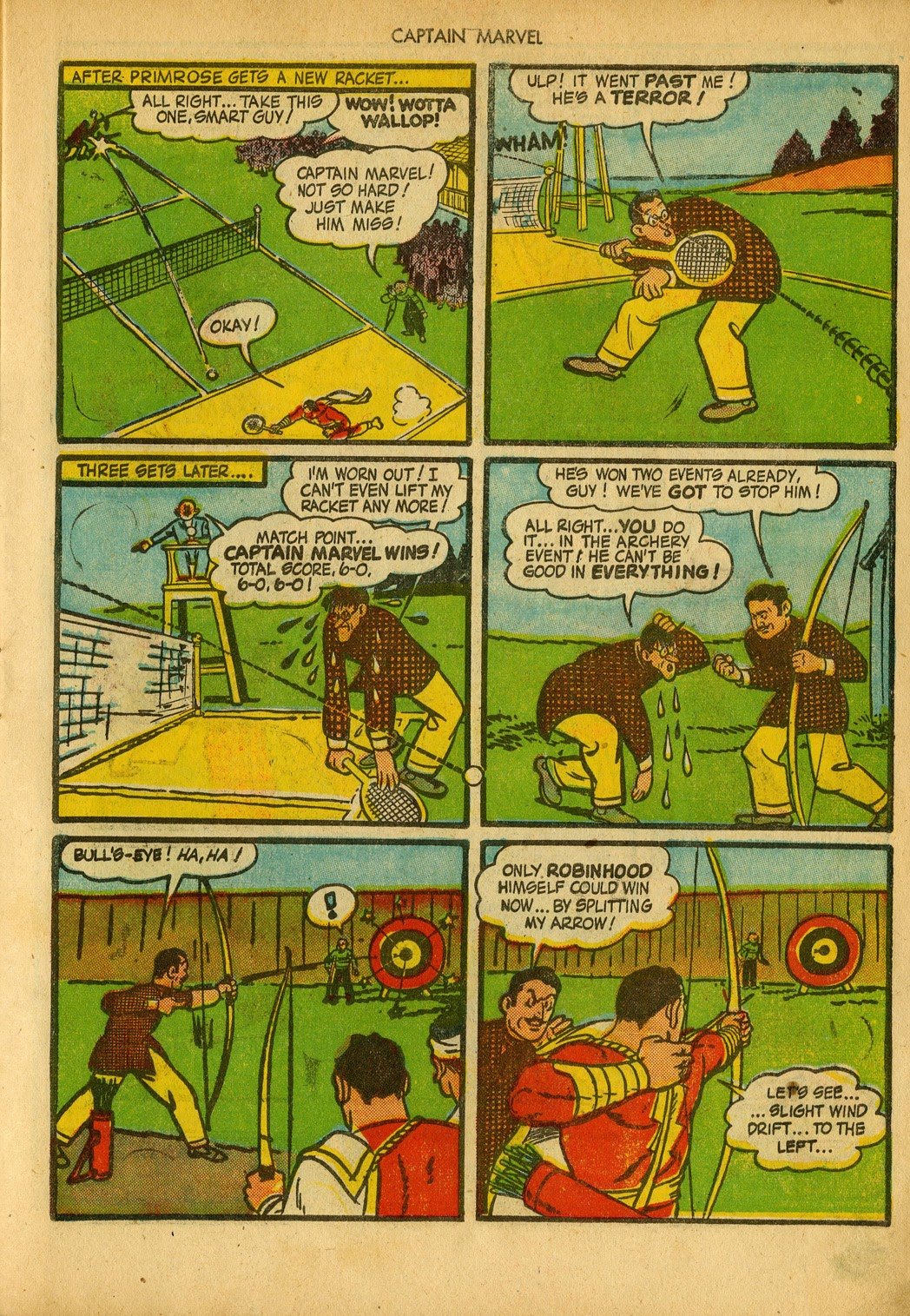 Captain Marvel Adventures issue 34 - Page 27