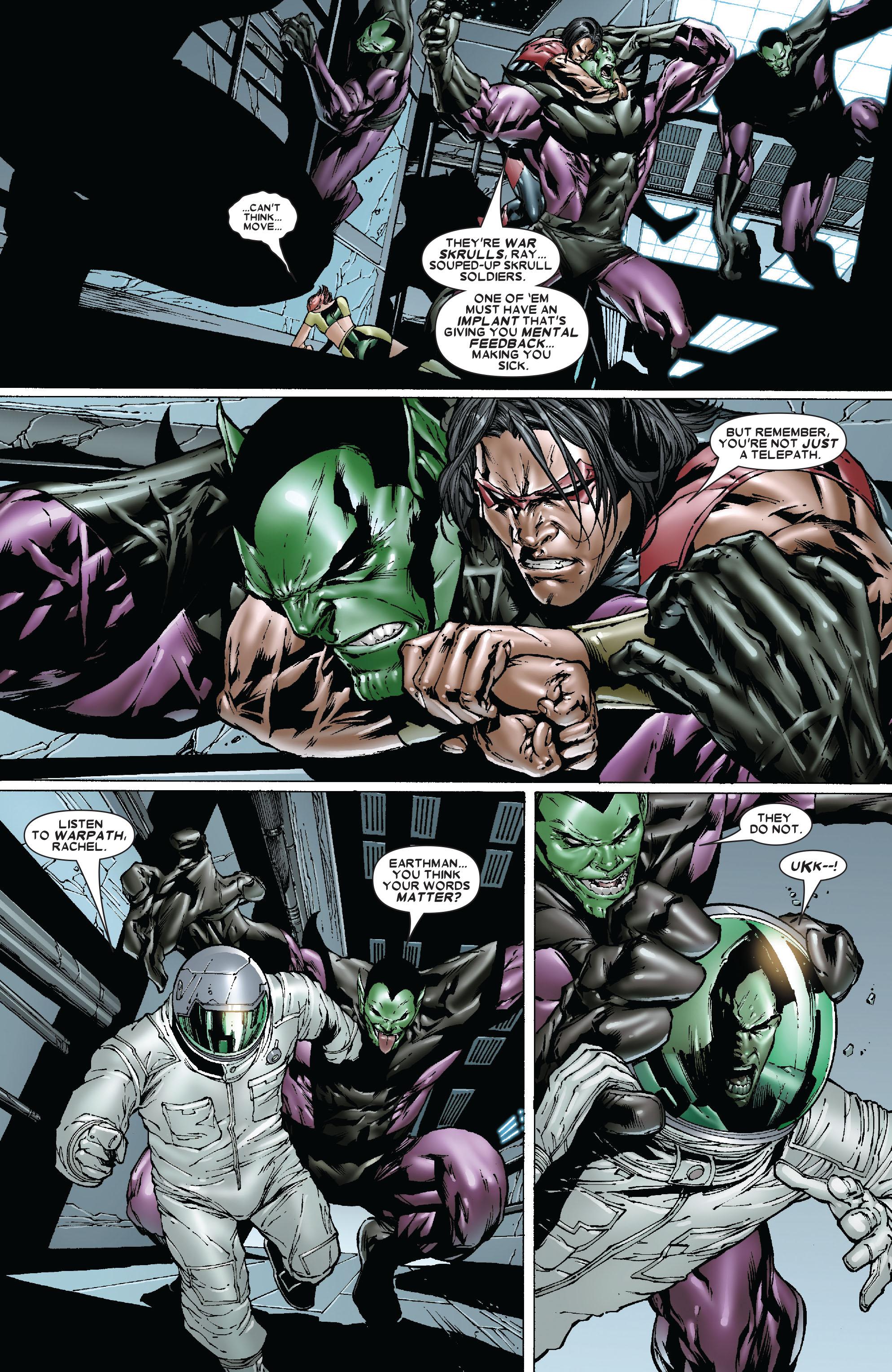 Read online Uncanny X-Men (1963) comic -  Issue #478 - 15