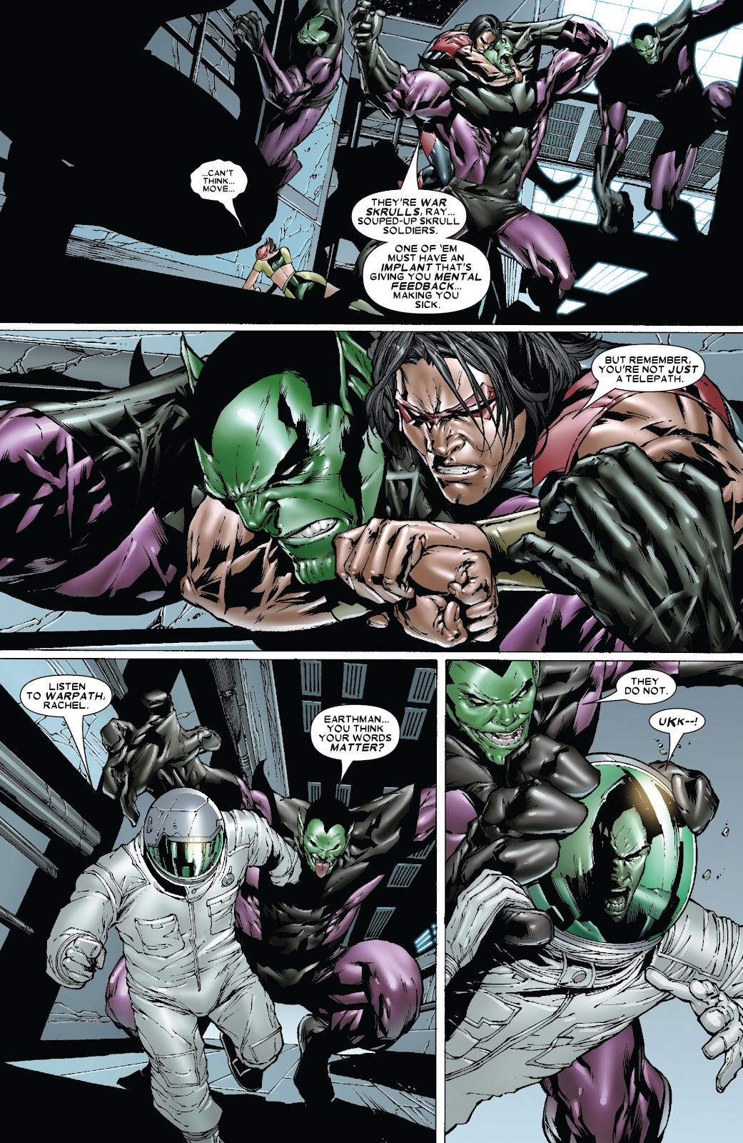 Uncanny X-Men (1963) issue 478 - Page 15