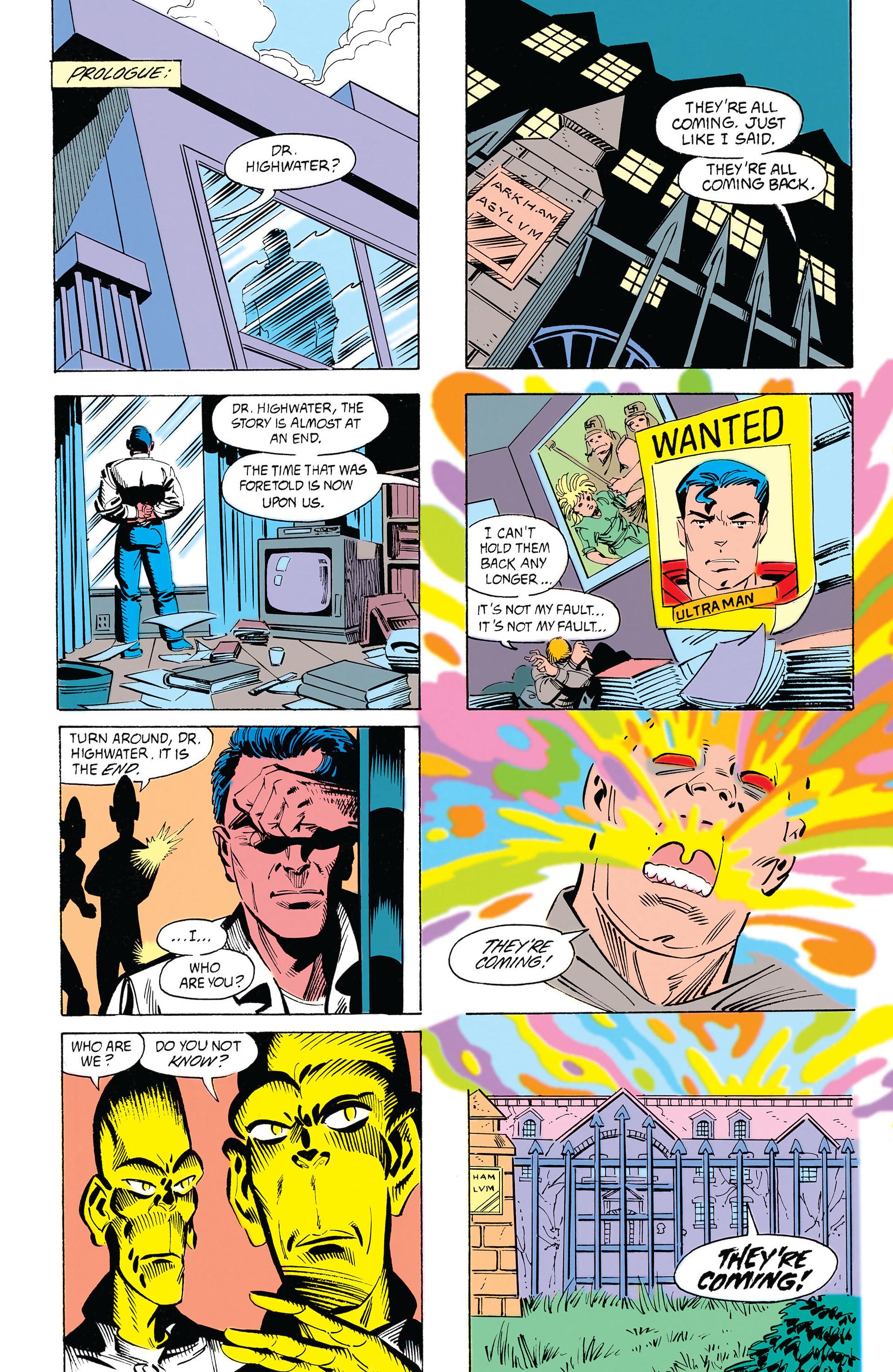 Read online Animal Man (1988) comic -  Issue #22 - 24
