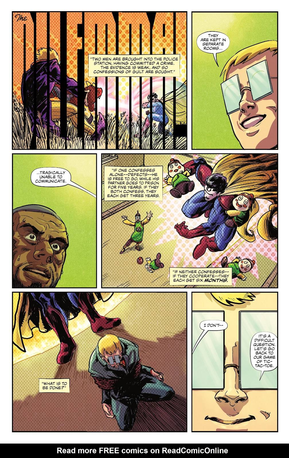 Read online Maxwell's Demons comic -  Issue #4 - 41