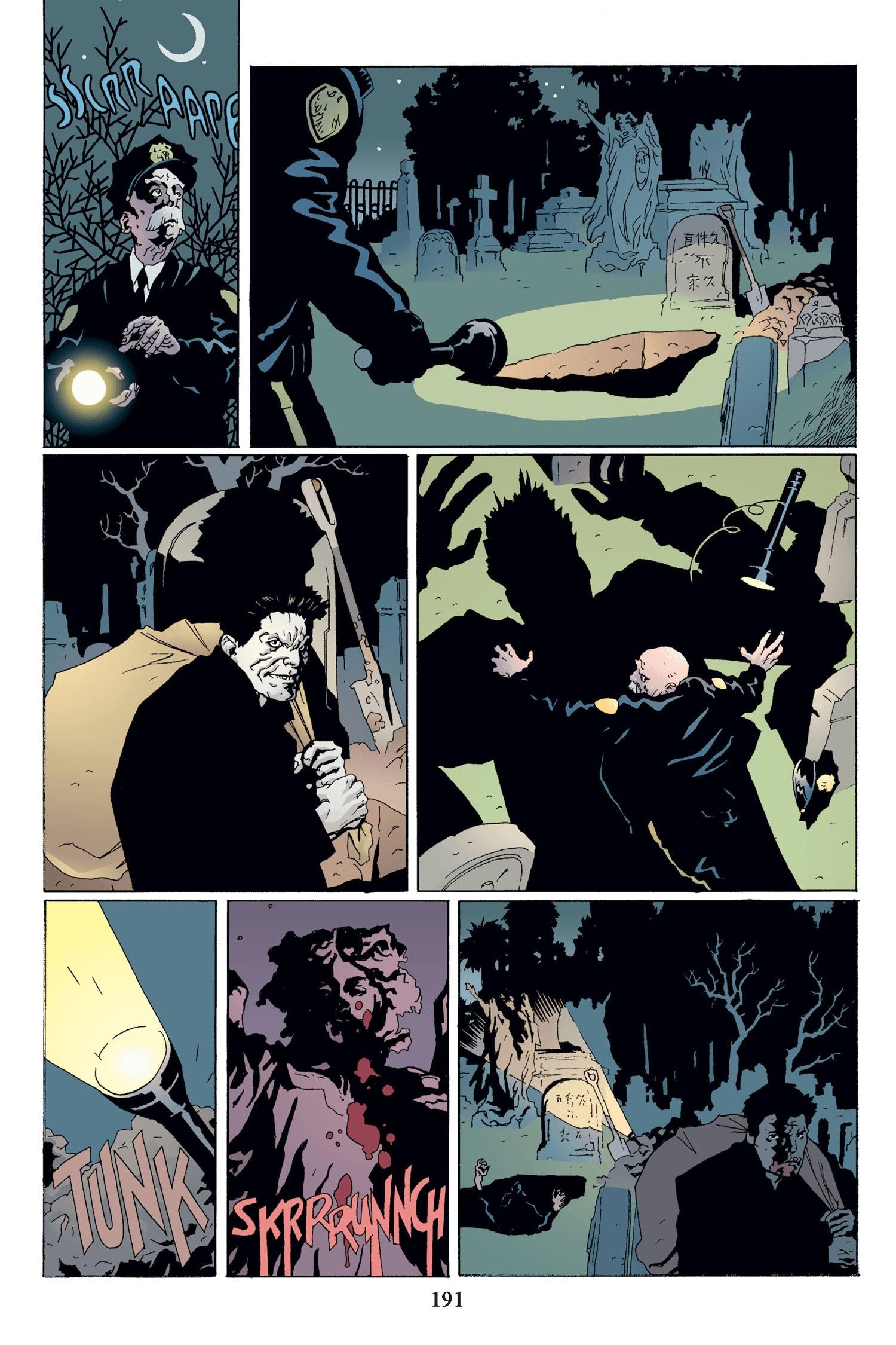 Read online Buffy the Vampire Slayer: Omnibus comic -  Issue # TPB 2 - 185