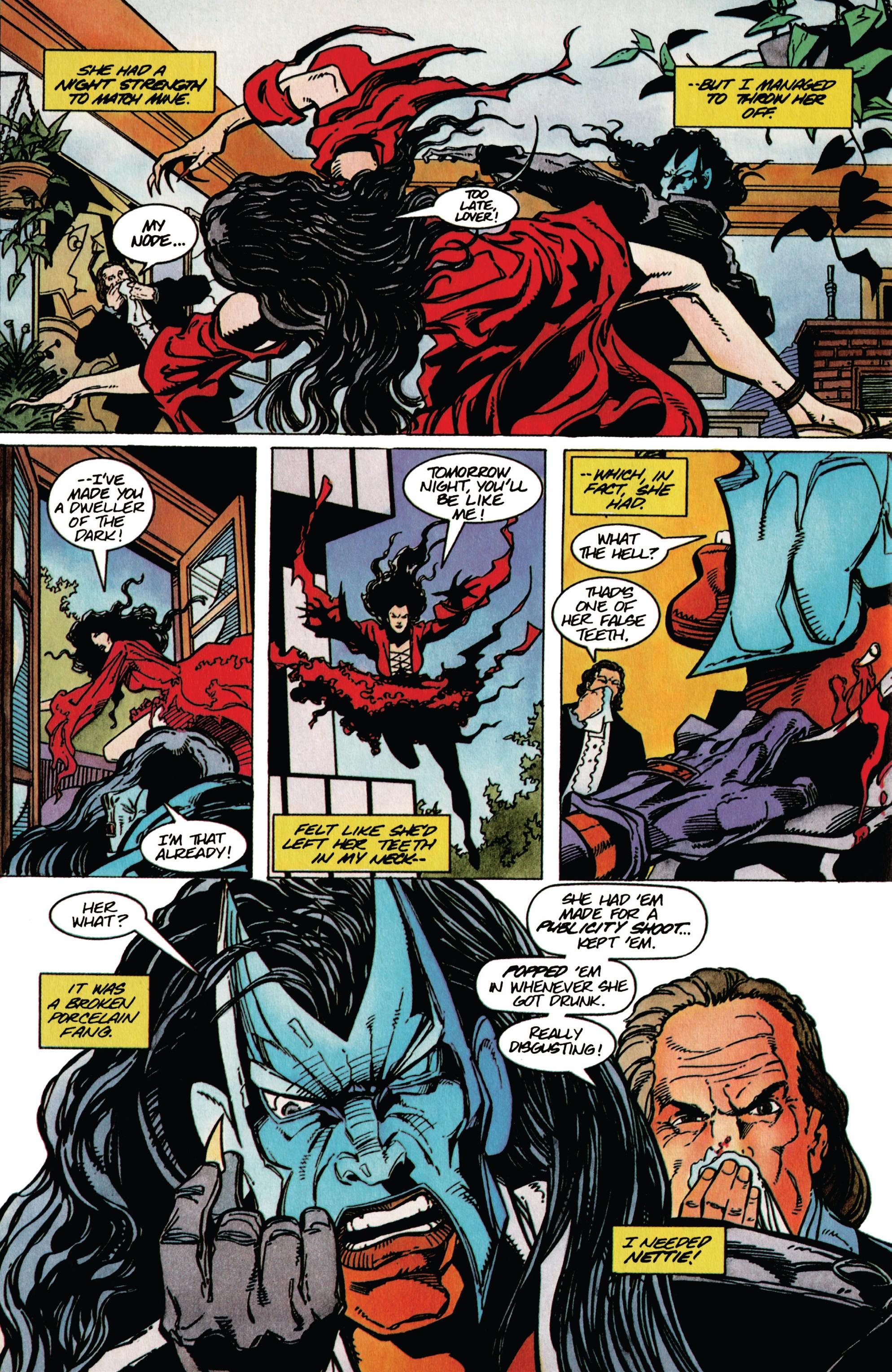 Read online Shadowman (1992) comic -  Issue #40 - 17