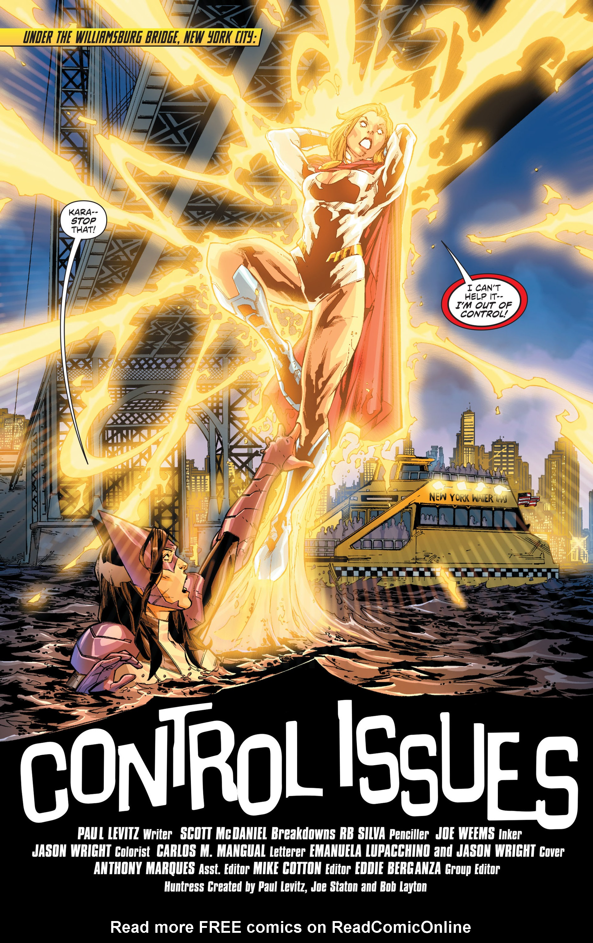Read online Worlds' Finest comic -  Issue #18 - 2