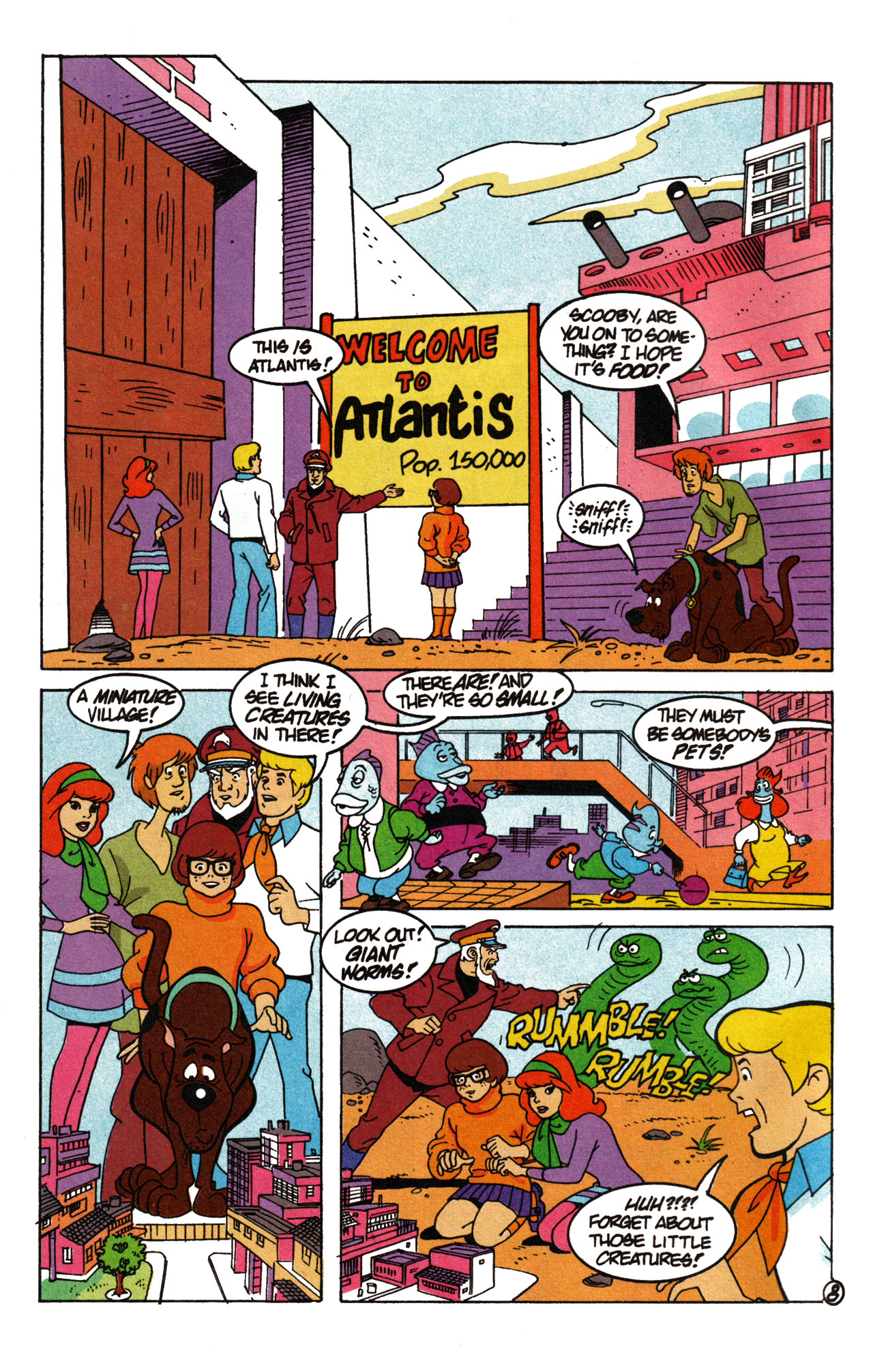 Read online Scooby-Doo (1995) comic -  Issue #15 - 12