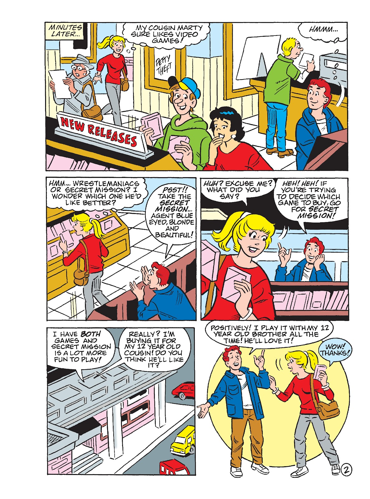 Betty and Veronica Double Digest issue 290 - Page 18